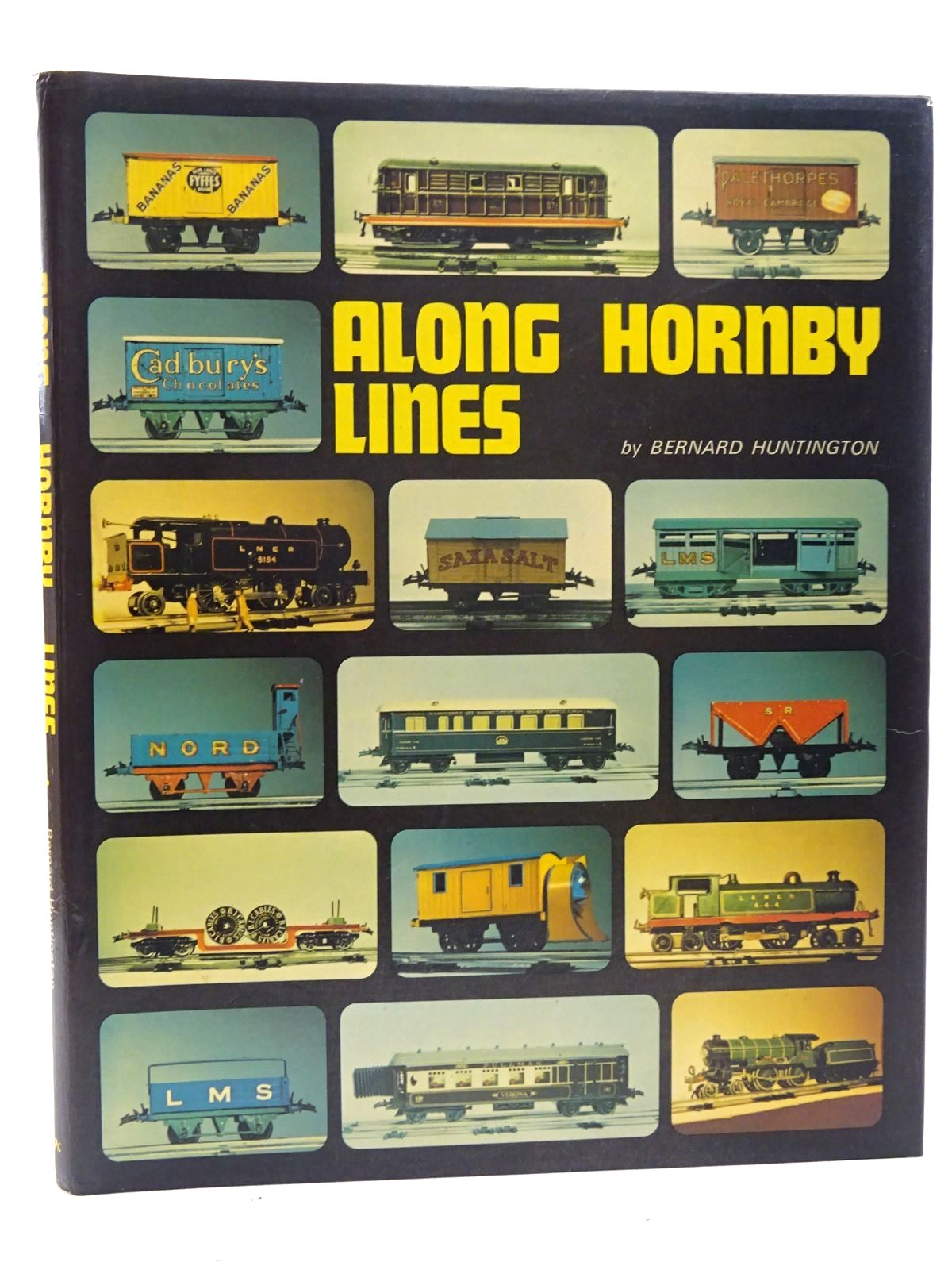 Photo of ALONG HORNBY LINES written by Huntington, Bernard published by Oxford Publishing Co (STOCK CODE: 1816158)  for sale by Stella & Rose's Books