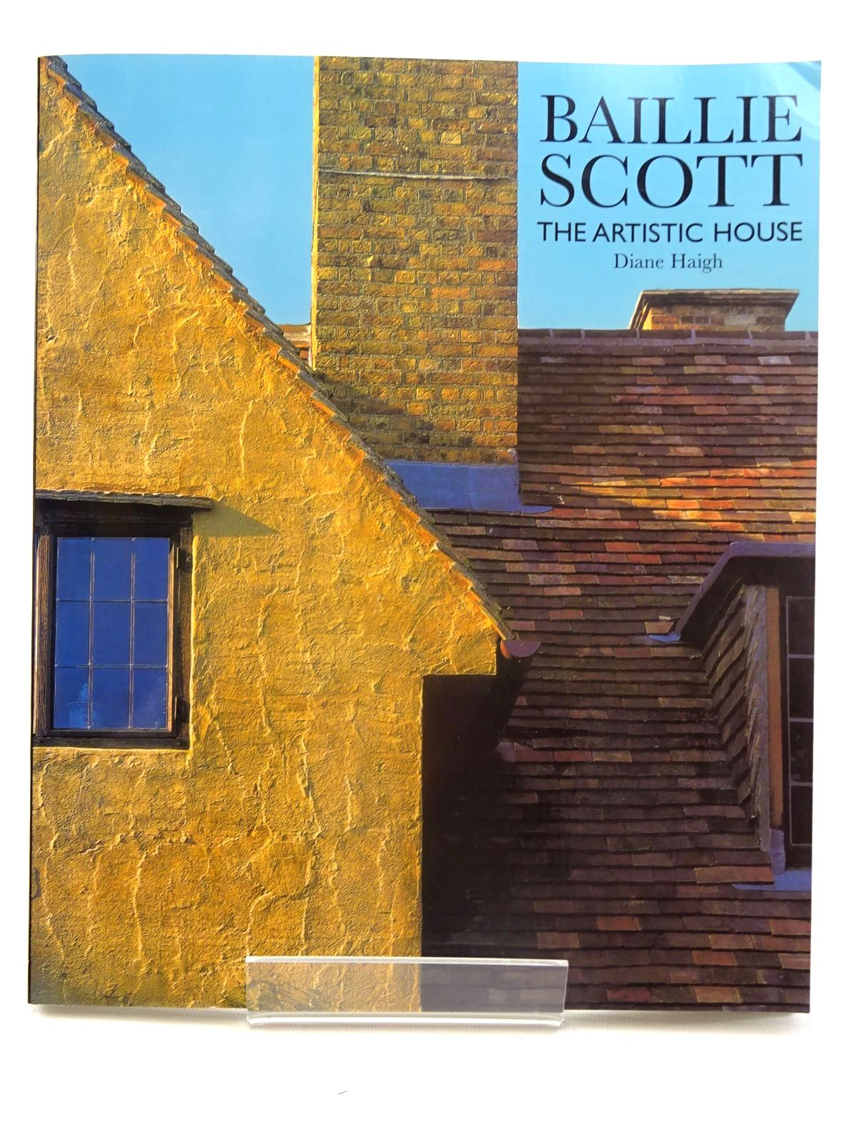 Photo of BAILLIE SCOTT: THE ARTISTIC HOUSE written by Haigh, Diane published by Wiley-Academy (STOCK CODE: 1816215)  for sale by Stella & Rose's Books