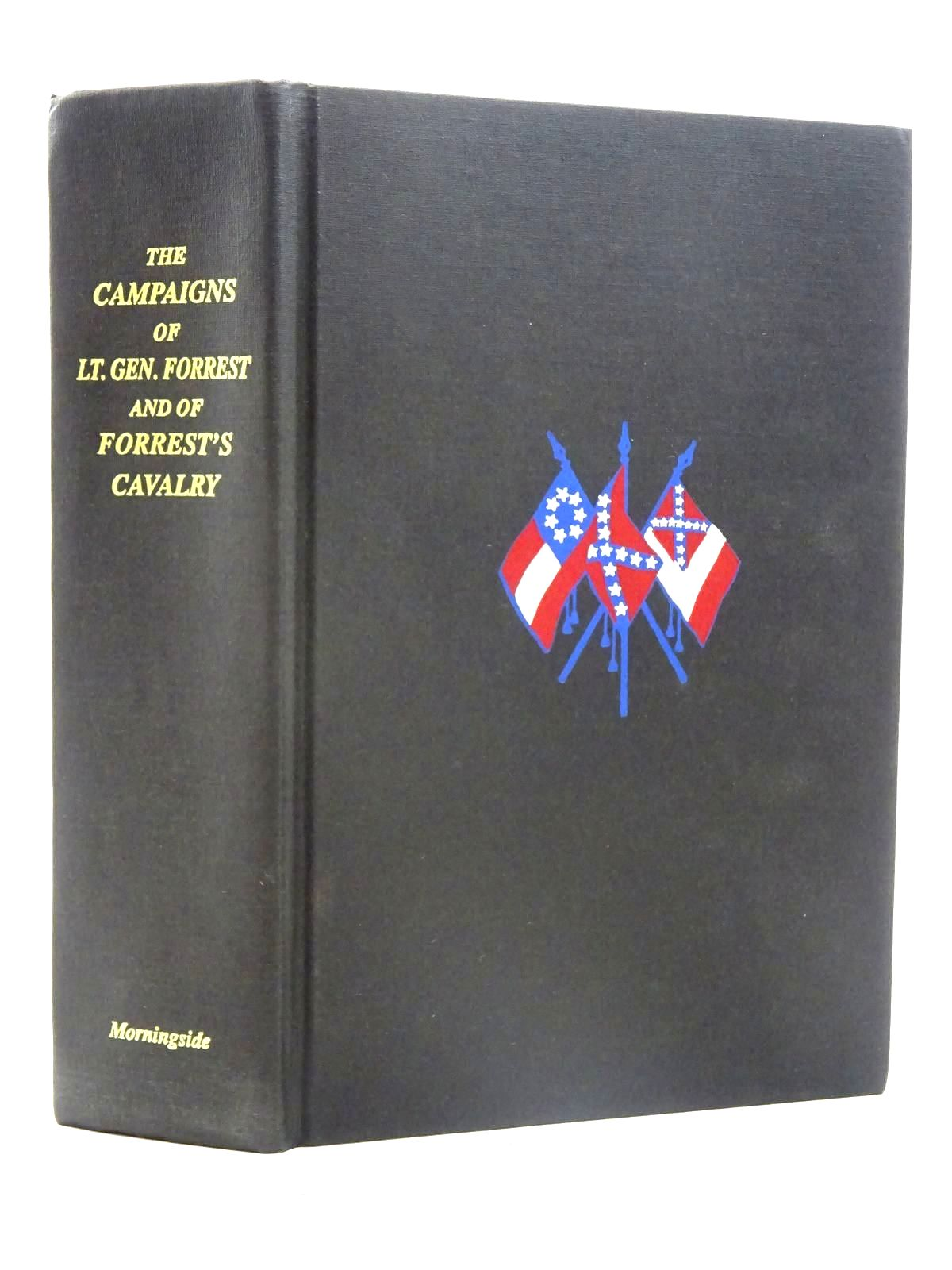 Photo of THE CAMPAIGNS OF LIEUT.-GEN. N.B. FORREST AND OF FORREST'S CAVALRY written by Jordan, Thomas<br />Pryor, J.P. published by Morningside House (STOCK CODE: 1816233)  for sale by Stella & Rose's Books