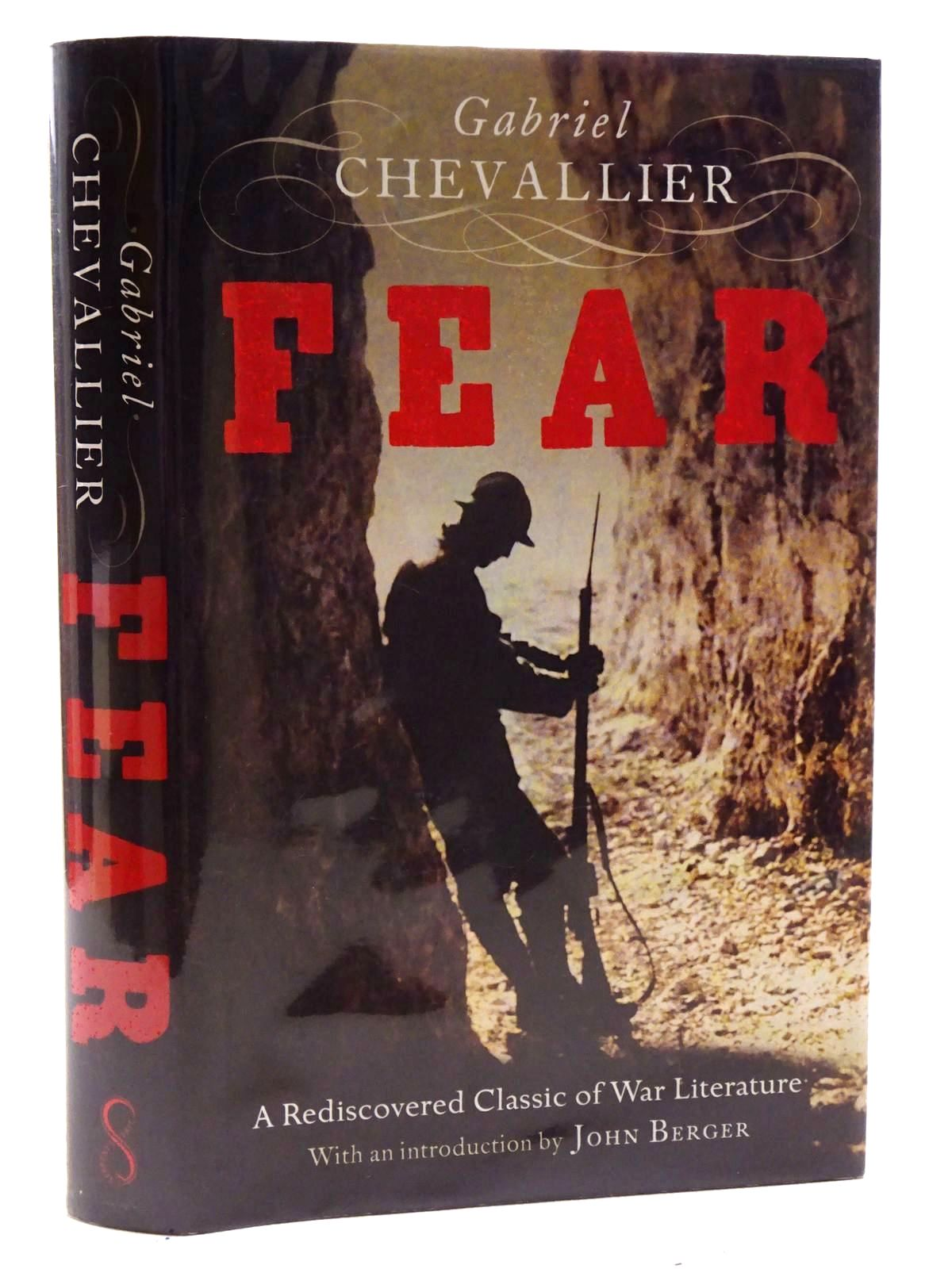 Photo of FEAR written by Chevallier, Gabriel<br />Imrie, Malcolm published by Serpent's Tail (STOCK CODE: 1816267)  for sale by Stella & Rose's Books