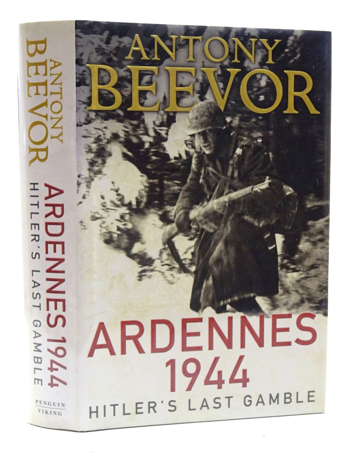 Photo of ARDENNES 1944: HILTER'S LAST GAMBLE written by Beevor, Antony published by Viking (STOCK CODE: 1816282)  for sale by Stella & Rose's Books