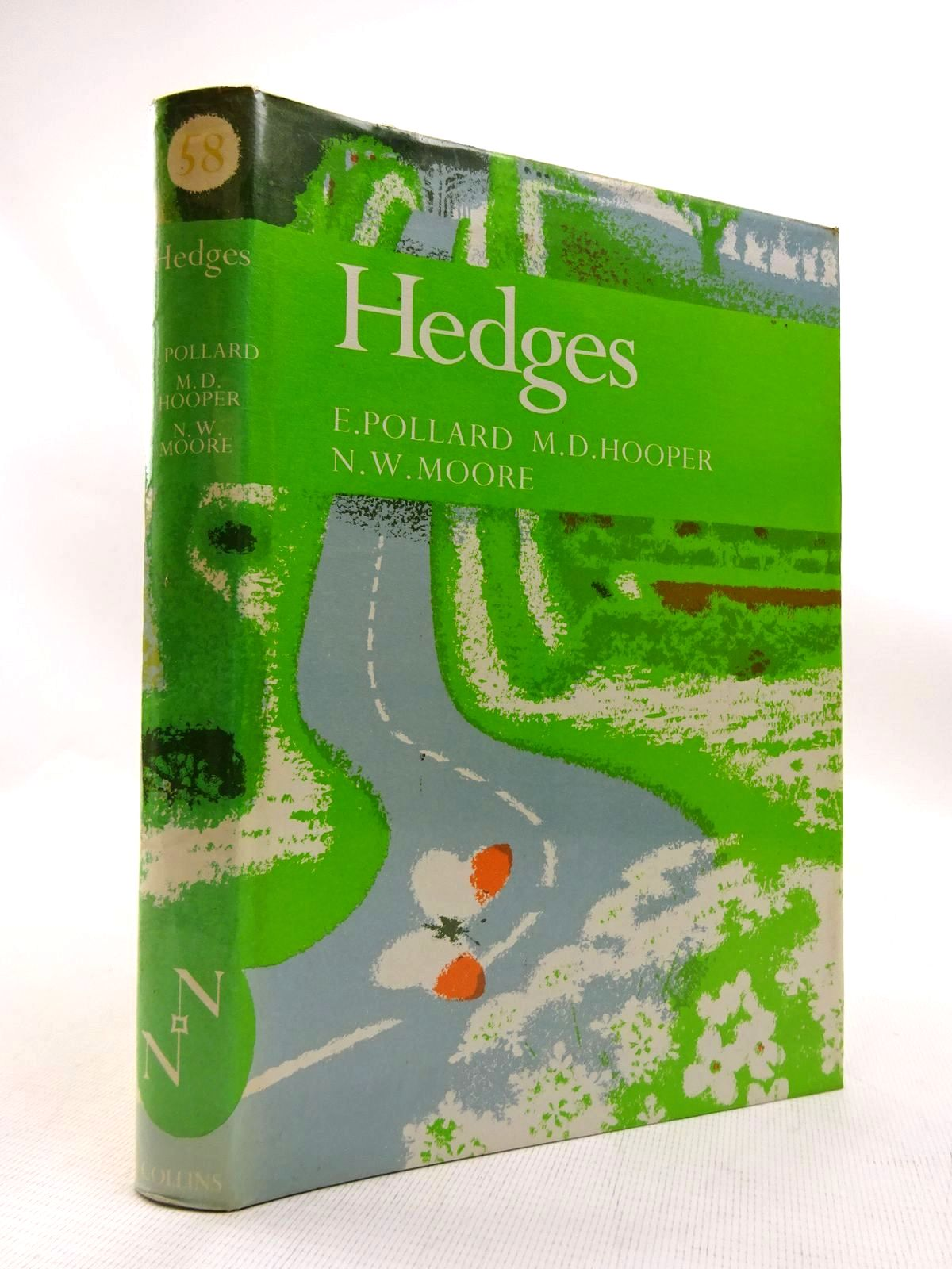 Photo of HEDGES (NN 58) written by Pollard, E.<br />Hooper, M.D.<br />Moore, Norman W published by Collins (STOCK CODE: 1816297)  for sale by Stella & Rose's Books