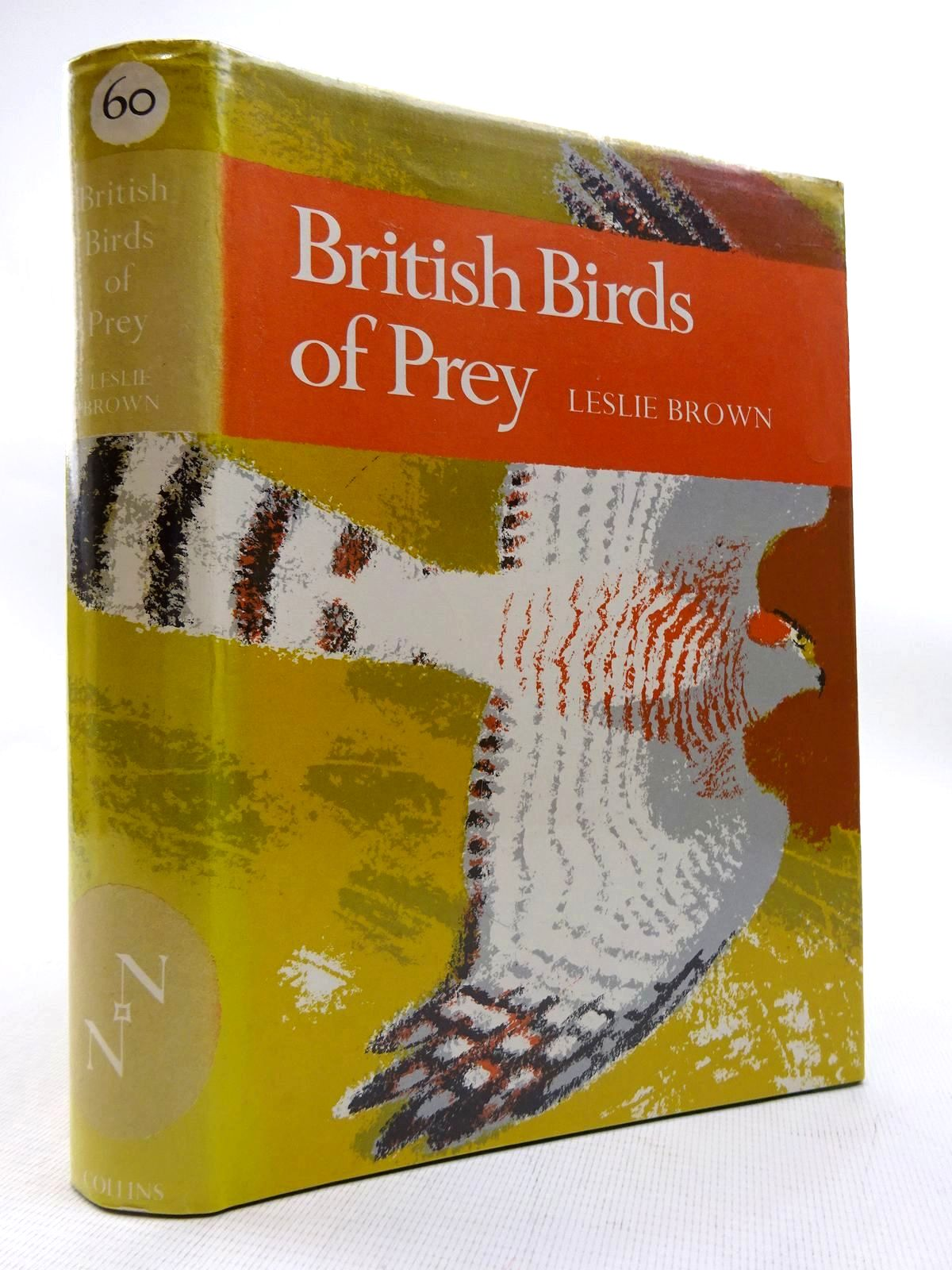 Photo of BRITISH BIRDS OF PREY (NN 60) written by Brown, Leslie H. published by Collins (STOCK CODE: 1816298)  for sale by Stella & Rose's Books