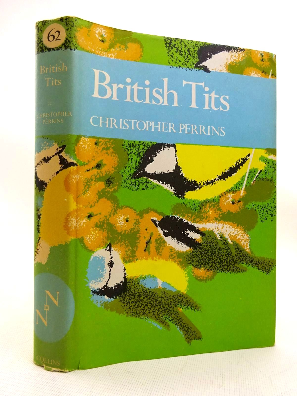 Photo of BRITISH TITS (NN 62) written by Perrins, Christopher M. published by Collins (STOCK CODE: 1816299)  for sale by Stella & Rose's Books