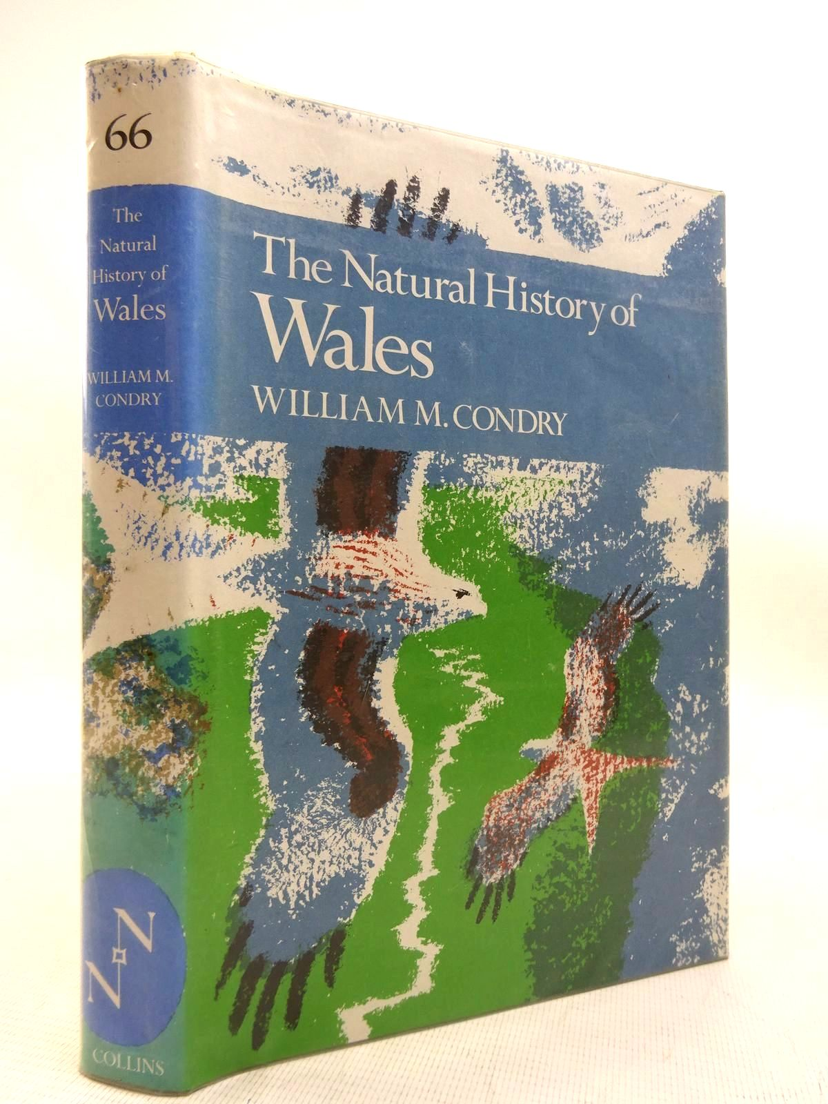 Photo of THE NATURAL HISTORY OF WALES (NN 66) written by Condry, William M. published by Collins (STOCK CODE: 1816302)  for sale by Stella & Rose's Books