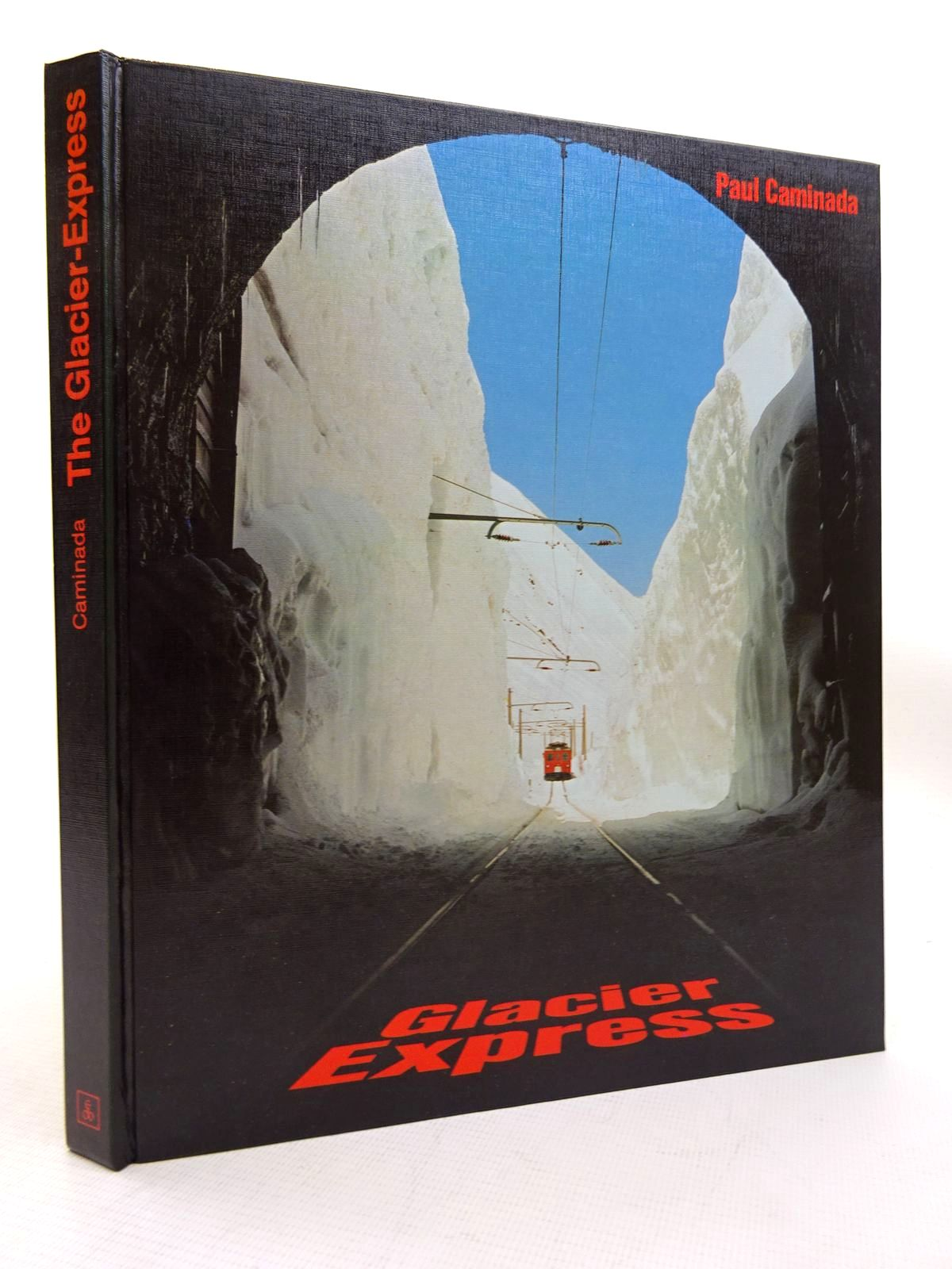 Photo of THE GLACIER-EXPRESS written by Caminada, Paul published by Desertina Verlag (STOCK CODE: 1816313)  for sale by Stella & Rose's Books