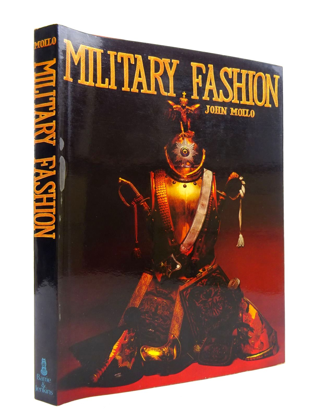 Photo of MILITARY FASHION written by Mollo, John published by Barrie & Jenkins (STOCK CODE: 1816316)  for sale by Stella & Rose's Books
