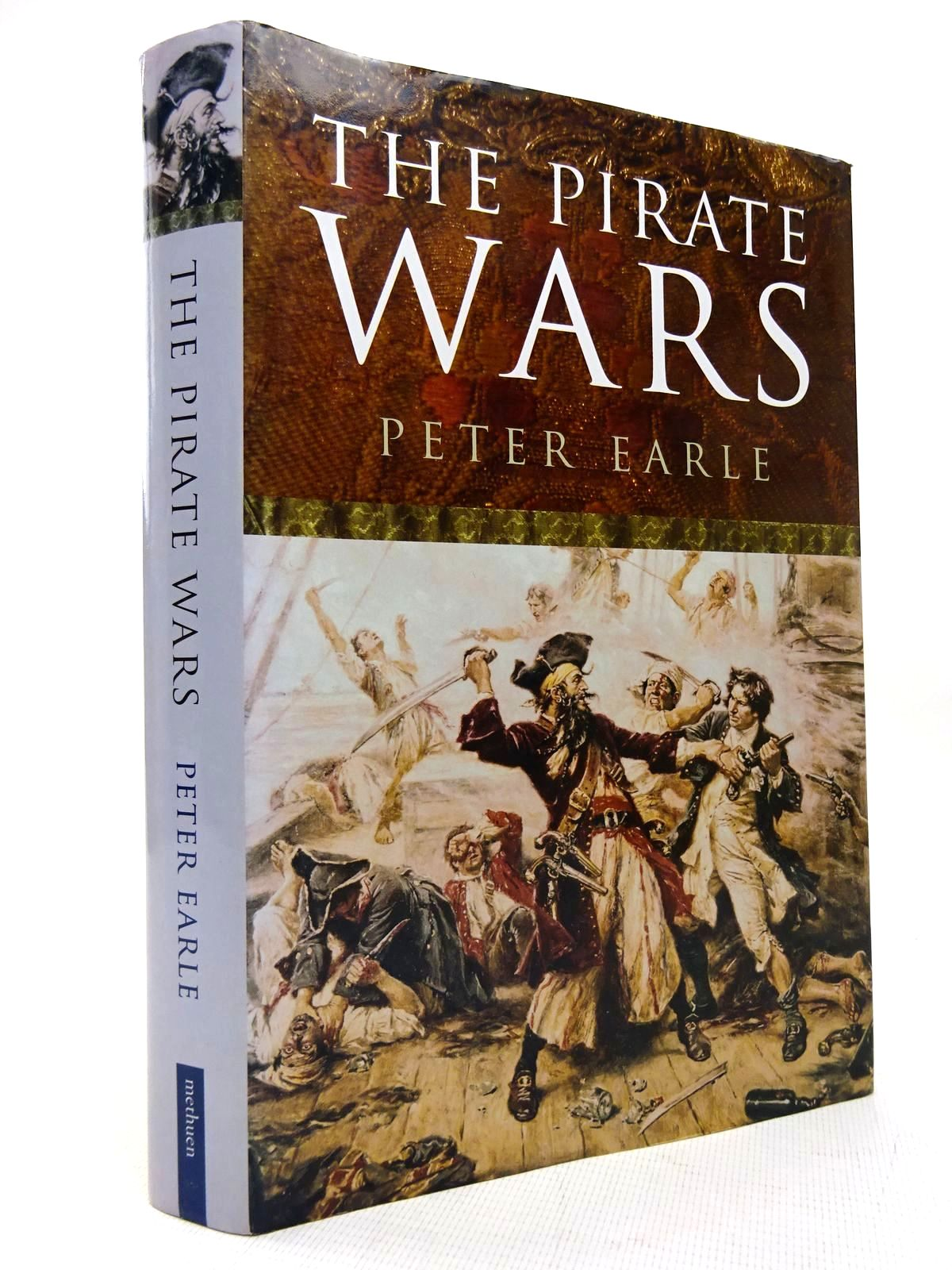Photo of THE PIRATE WARS
