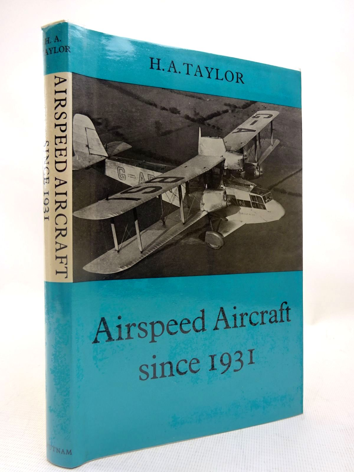 Photo of AIRSPEED AIRCRAFT SINCE 1931 written by Taylor, H.A. published by Putnam (STOCK CODE: 1816415)  for sale by Stella & Rose's Books