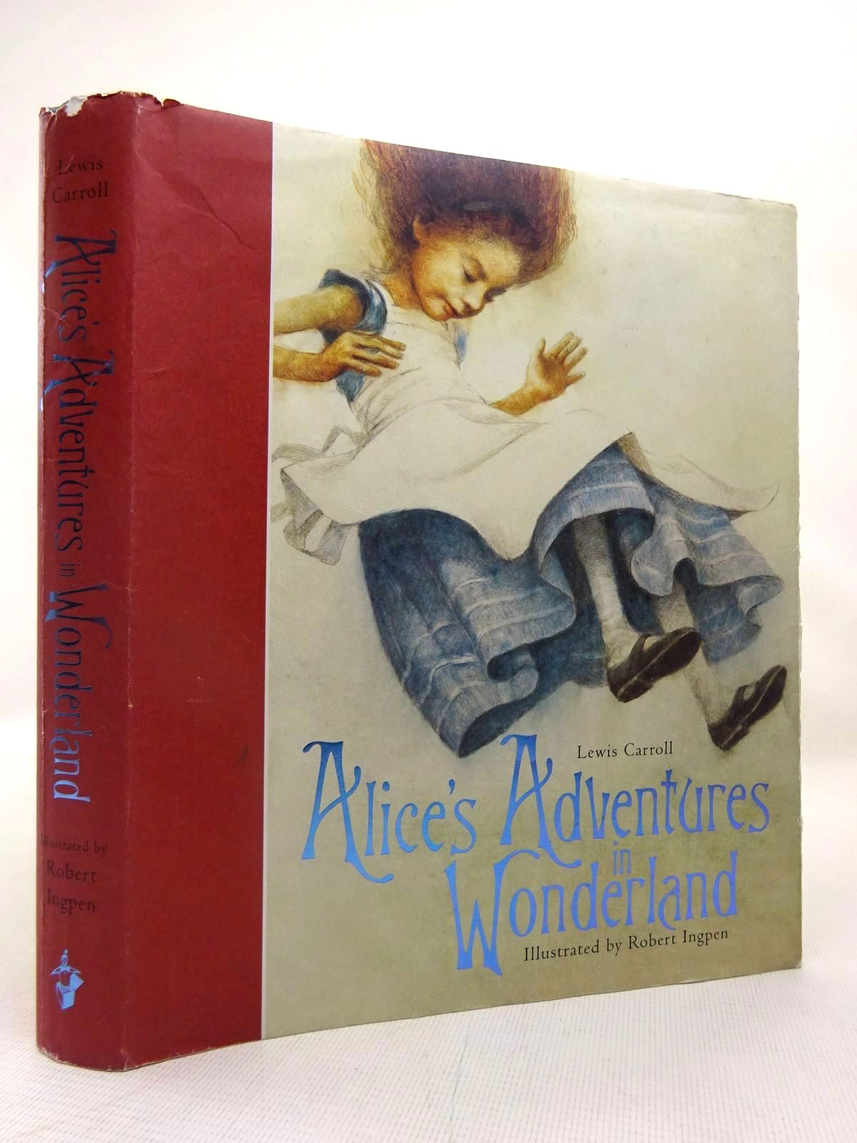 Photo of ALICE'S ADVENTURES IN WONDERLAND written by Carroll, Lewis illustrated by Ingpen, Robert published by Templar Publishing (STOCK CODE: 1816419)  for sale by Stella & Rose's Books
