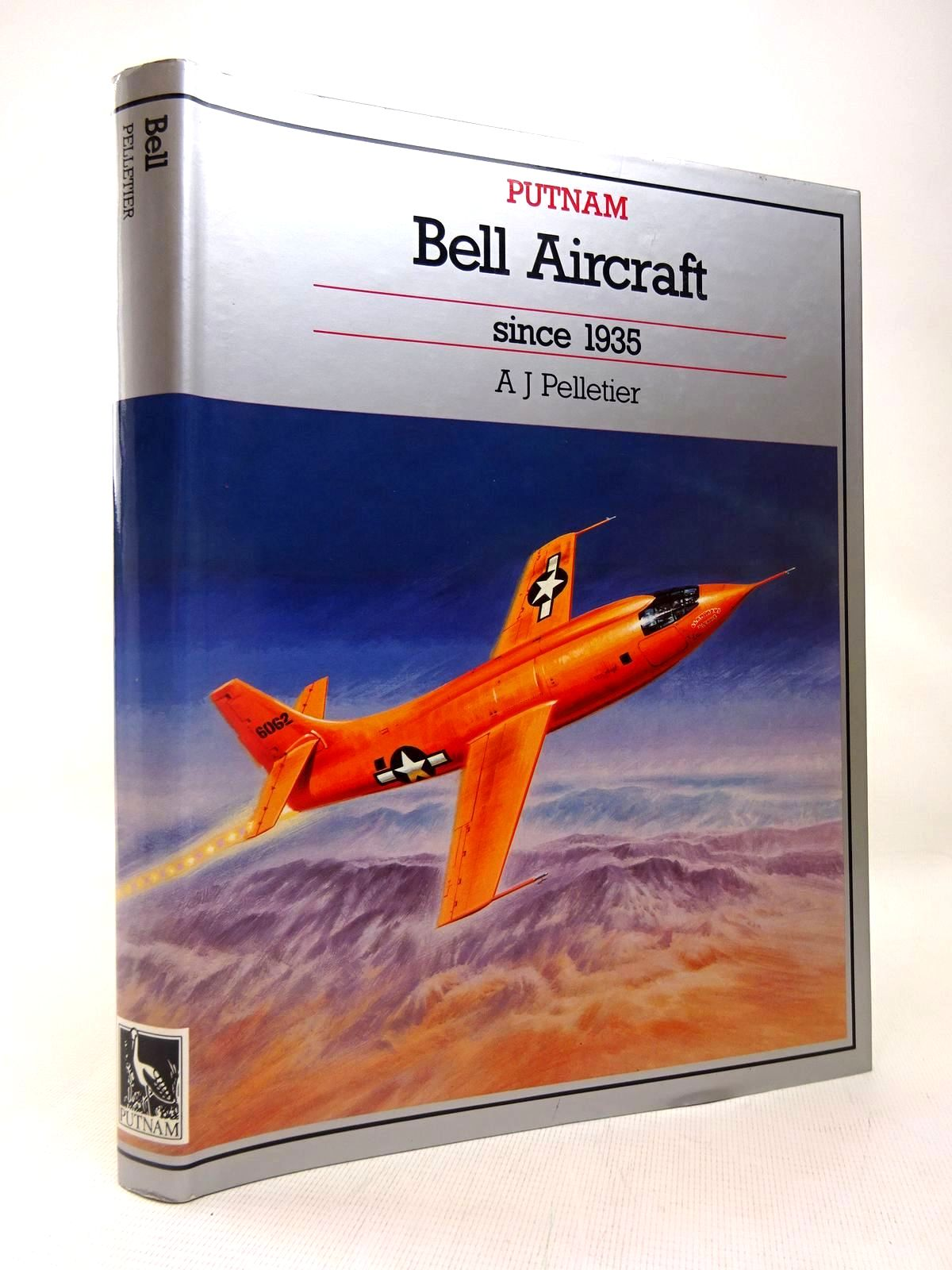 Photo of BELL AIRCRAFT SINCE 1935 written by Pelletier, A.J. published by Putnam (STOCK CODE: 1816439)  for sale by Stella & Rose's Books