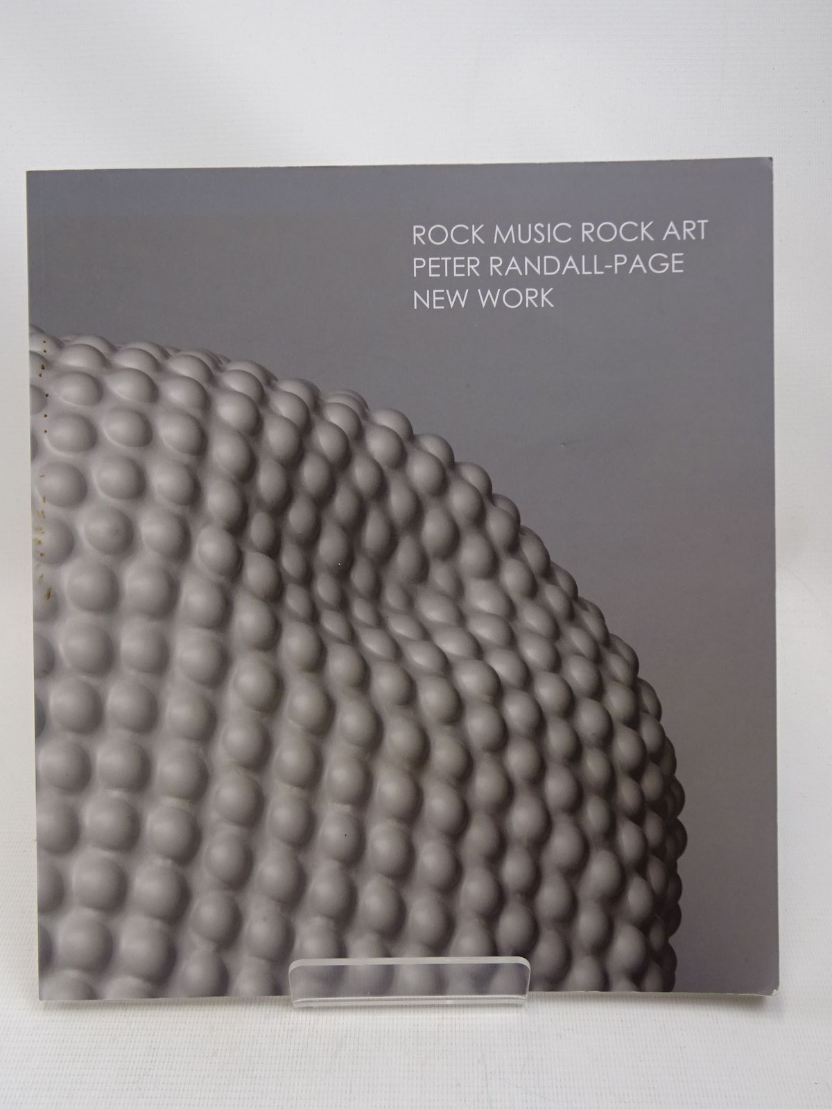 Photo of ROCK MUSIC ROCK ART: PETER RANDALL-PAGE NEW WORK written by Bielecka, Polly<br />Kemp, Martin<br />Kingdon, Rungwe illustrated by Randall-Page, Peter published by Pangolin London (STOCK CODE: 1816468)  for sale by Stella & Rose's Books