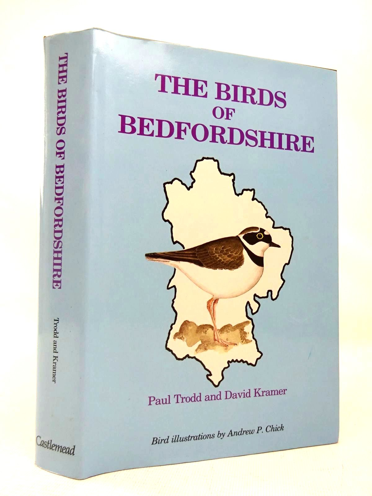 Photo of THE BIRDS OF BEDFORDSHIRE written by Trodd, Paul<br />Kramer, David illustrated by Chick, Andrew P. published by Castlemead Publications (STOCK CODE: 1816490)  for sale by Stella & Rose's Books