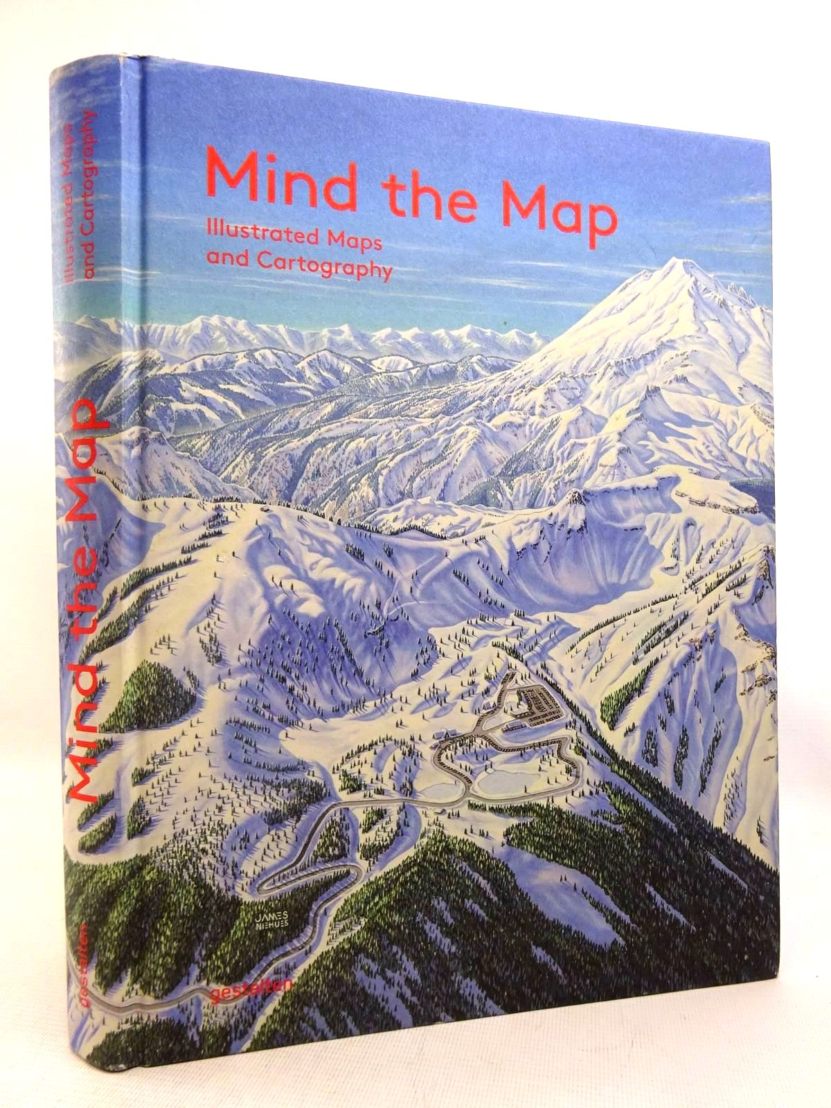 Photo of MIND THE MAP written by Antoniou, Antonis published by Gestalten (STOCK CODE: 1816504)  for sale by Stella & Rose's Books