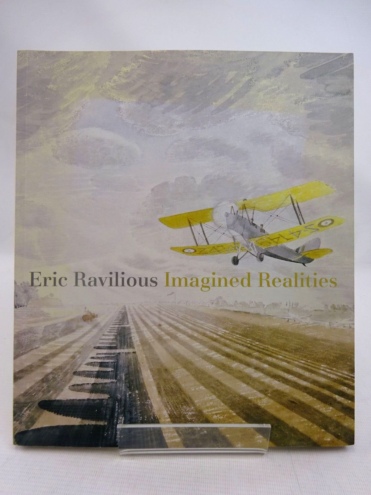 Photo of ERIC RAVILIOUS: IMAGINED REALITIES written by Powers, Alan illustrated by Ravilious, Eric published by Philip Wilson (STOCK CODE: 1816506)  for sale by Stella & Rose's Books