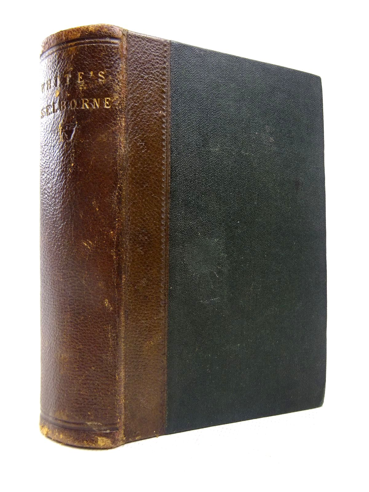 Photo of THE NATURAL HISTORY OF SELBORNE written by White, Gilbert published by Bell and Daldy (STOCK CODE: 1816516)  for sale by Stella & Rose's Books
