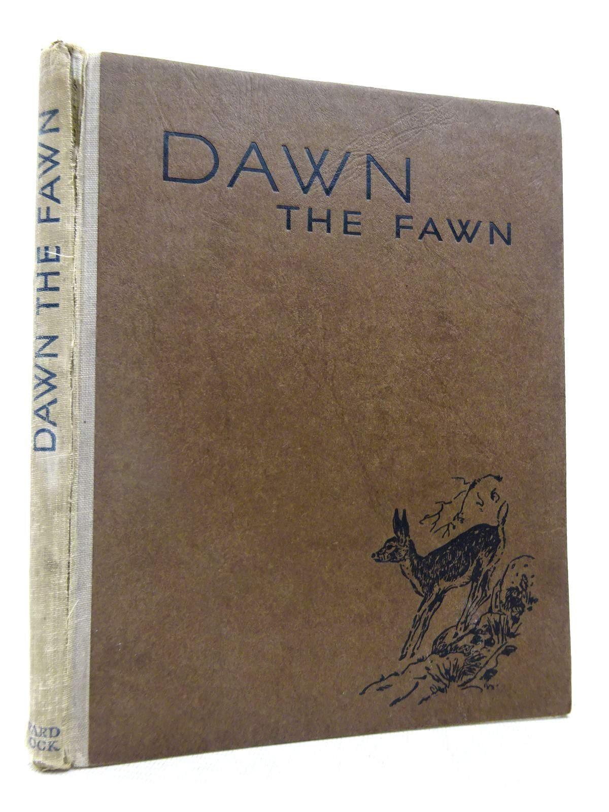 Photo of DAWN THE FAWN written by Thornicroft, Jane illustrated by Aris, Ernest A. published by Ward, Lock & Co. Limited (STOCK CODE: 1816522)  for sale by Stella & Rose's Books