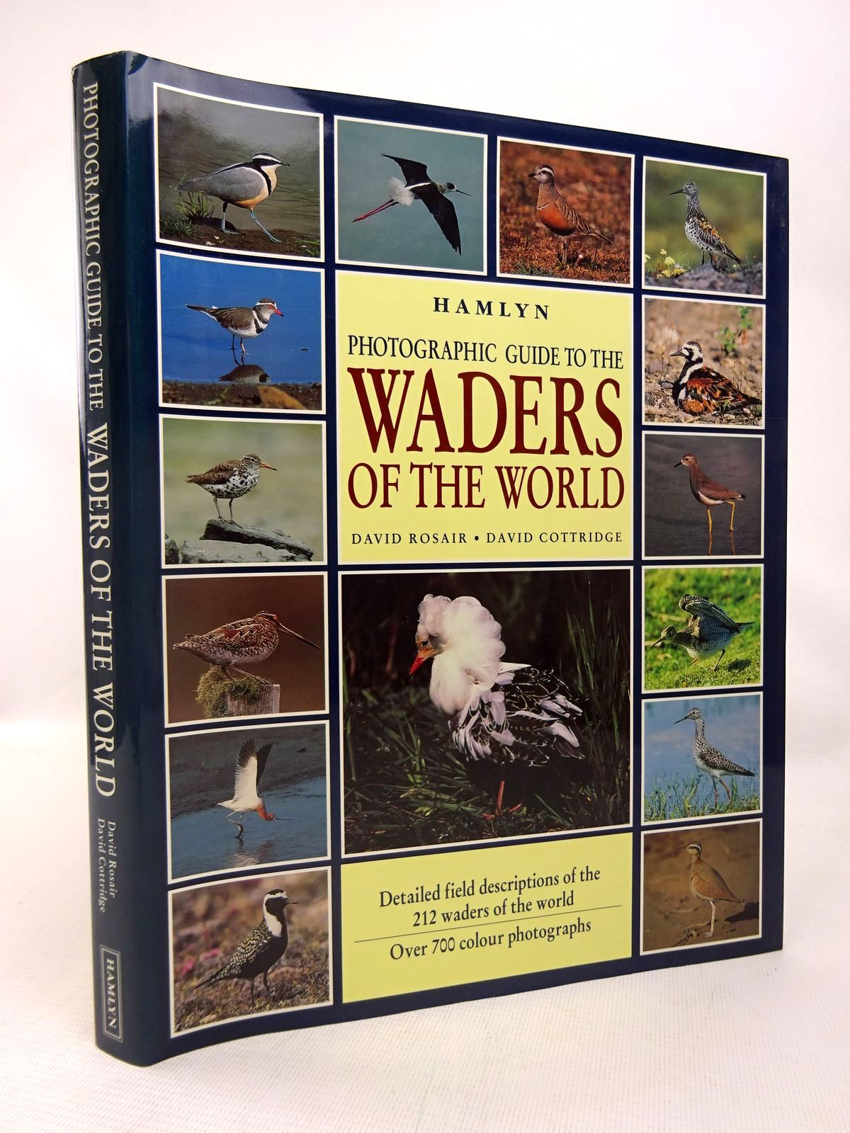 Photo of PHOTOGRAPHIC GUIDE TO THE WADERS OF THE WORLD written by Rosair, David<br />Cottridge, David published by Hamlyn (STOCK CODE: 1816535)  for sale by Stella & Rose's Books
