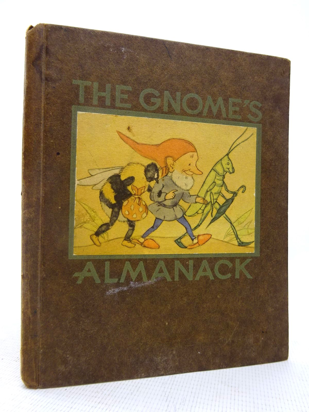Photo of THE GNOME'S ALMANACK written by Head, June illustrated by Morpurgo, Ida Bohatta published by John Miles Ltd. (STOCK CODE: 1816545)  for sale by Stella & Rose's Books
