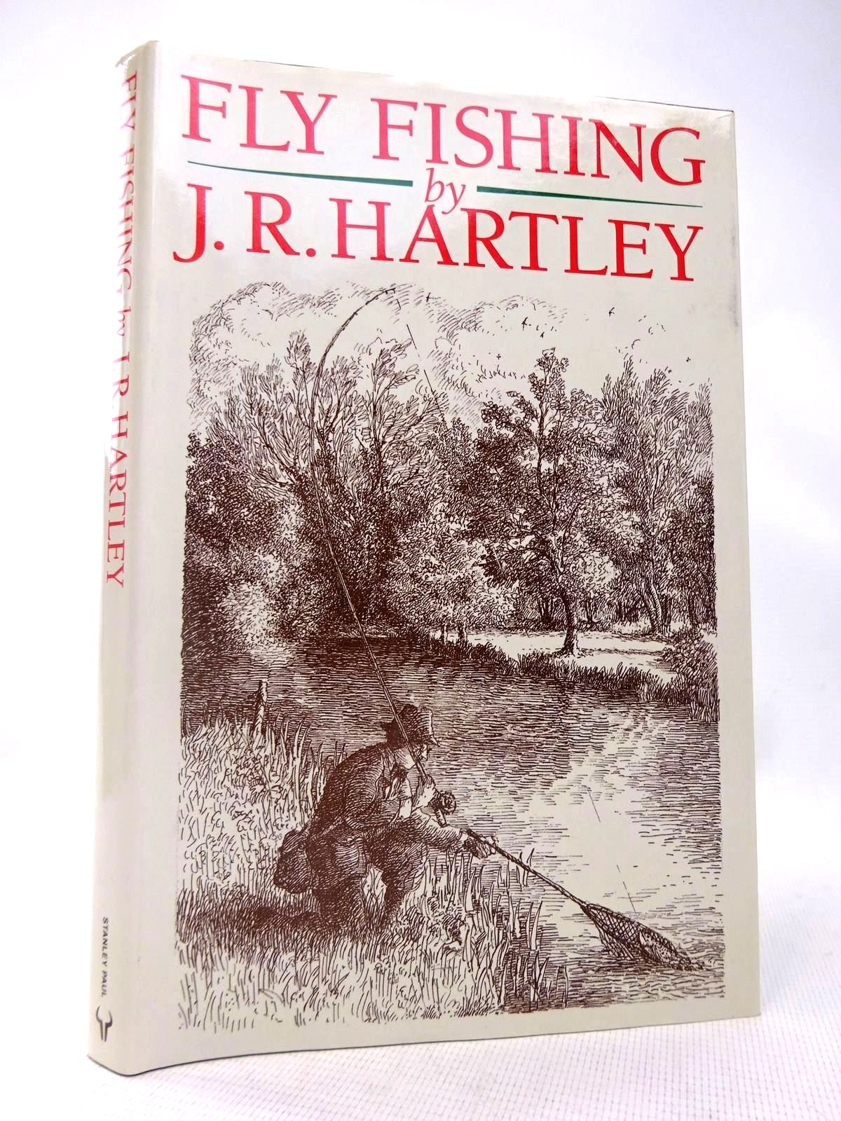 Photo of FLY FISHING written by Hartley, J.R. illustrated by Benson, Patrick published by Stanley Paul (STOCK CODE: 1816605)  for sale by Stella & Rose's Books