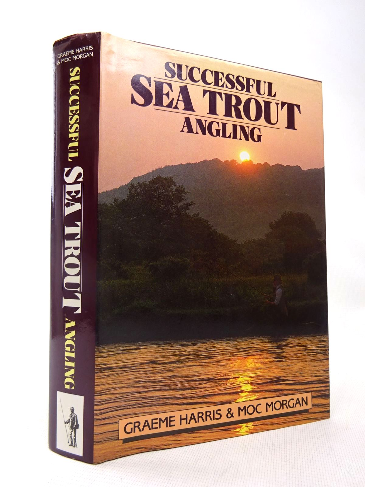 Photo of SUCCESSFUL SEA TROUT ANGLING: THE PRACTICAL GUIDE written by Harris, Graeme<br />Morgan, Moc published by Coch-Y-Bonddu Books (STOCK CODE: 1816609)  for sale by Stella & Rose's Books