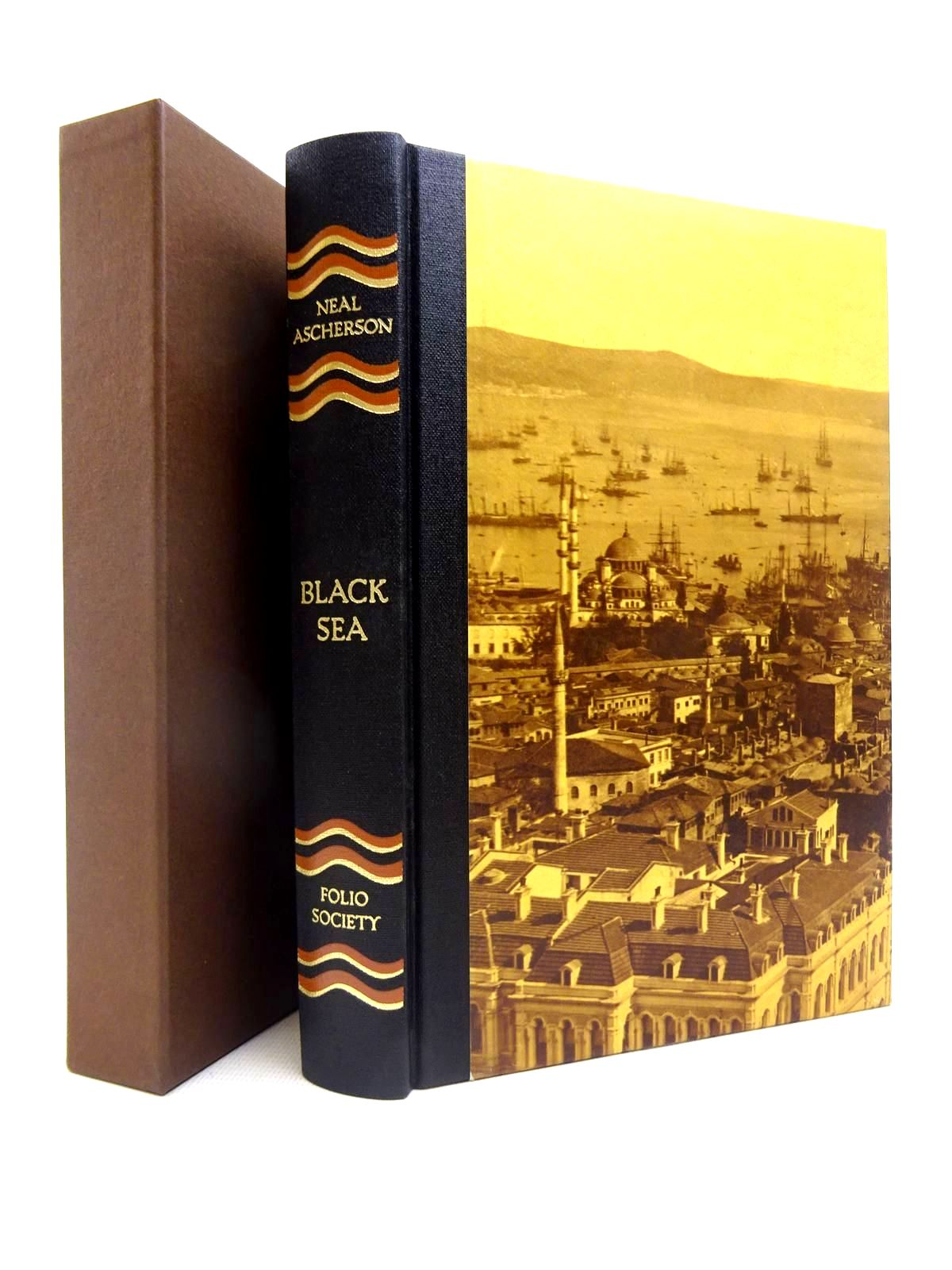 Photo of BLACK SEA: THE BIRTHPLACE OF CIVILISATION AND BARBARISM written by Ascherson, Neal published by Folio Society (STOCK CODE: 1816616)  for sale by Stella & Rose's Books