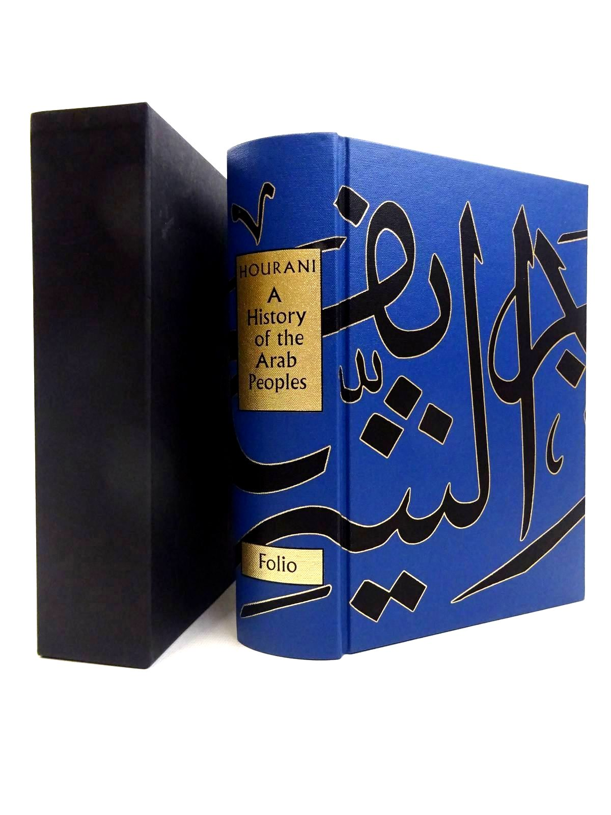 Photo of A HISTORY OF THE ARAB PEOPLES written by Hourani, Albert published by Folio Society (STOCK CODE: 1816620)  for sale by Stella & Rose's Books