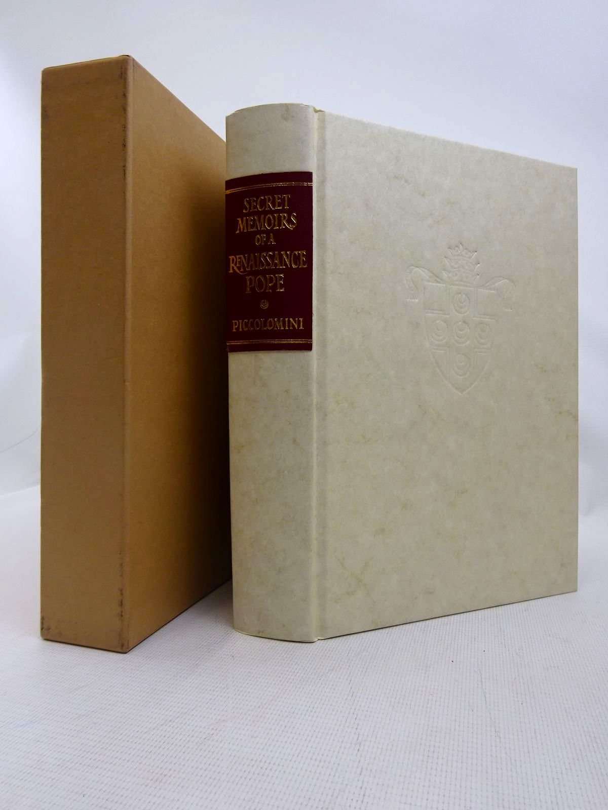 Photo of SECRET MEMOIRS OF A RENAISSANCE POPE written by Piccolomini, Aeneas Sylvius published by Folio Society (STOCK CODE: 1816628)  for sale by Stella & Rose's Books