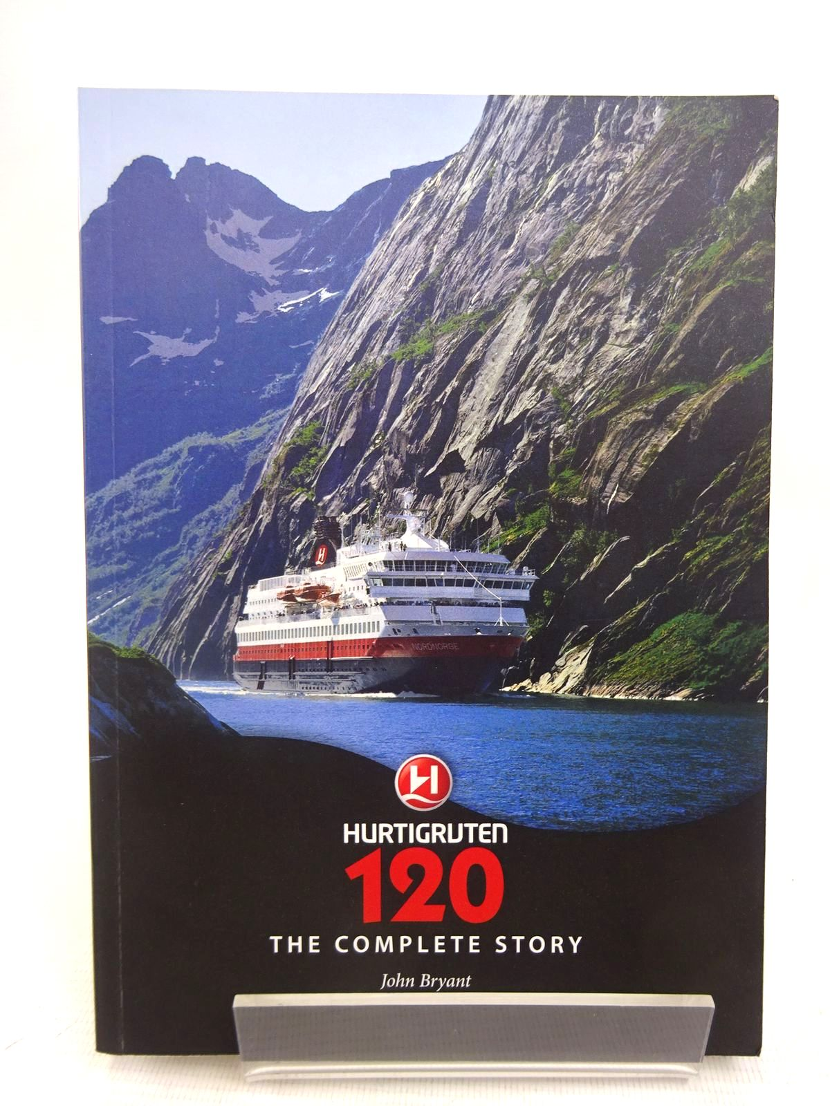 Photo of HURTIGRUTEN 120 THE COMPLETE STORY written by Bryant, John published by Ferry Publications (STOCK CODE: 1816637)  for sale by Stella & Rose's Books