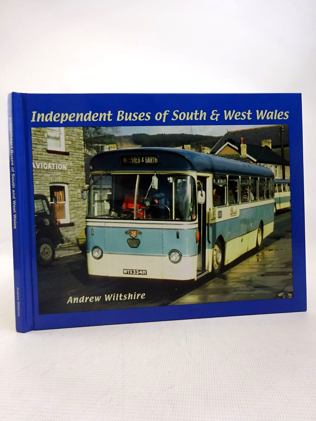 Photo of INDEPENDENT BUSES OF SOUTH AND WEST WALES written by Wiltshire, Andrew published by Bernard McCall (STOCK CODE: 1816643)  for sale by Stella & Rose's Books