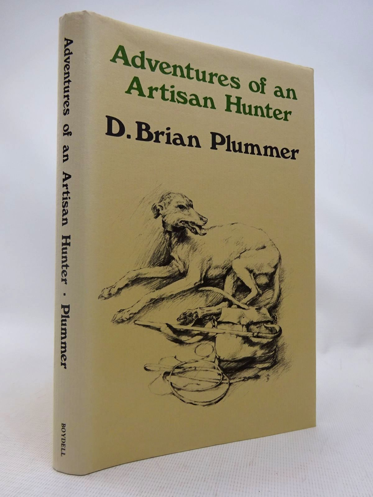 Photo of THE ADVENTURES OF AN ARTISAN HUNTER written by Plummer, David Brian illustrated by Knowelden, Martin published by The Boydell Press (STOCK CODE: 1816662)  for sale by Stella & Rose's Books