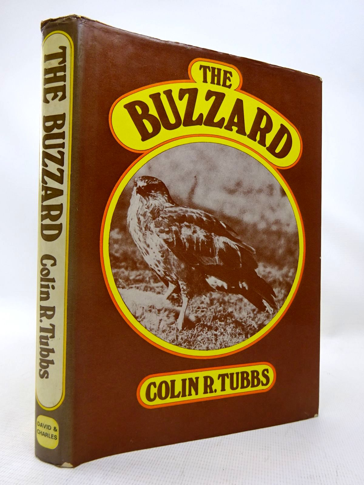 Photo of THE BUZZARD written by Tubbs, Colin R. published by David & Charles (STOCK CODE: 1816666)  for sale by Stella & Rose's Books