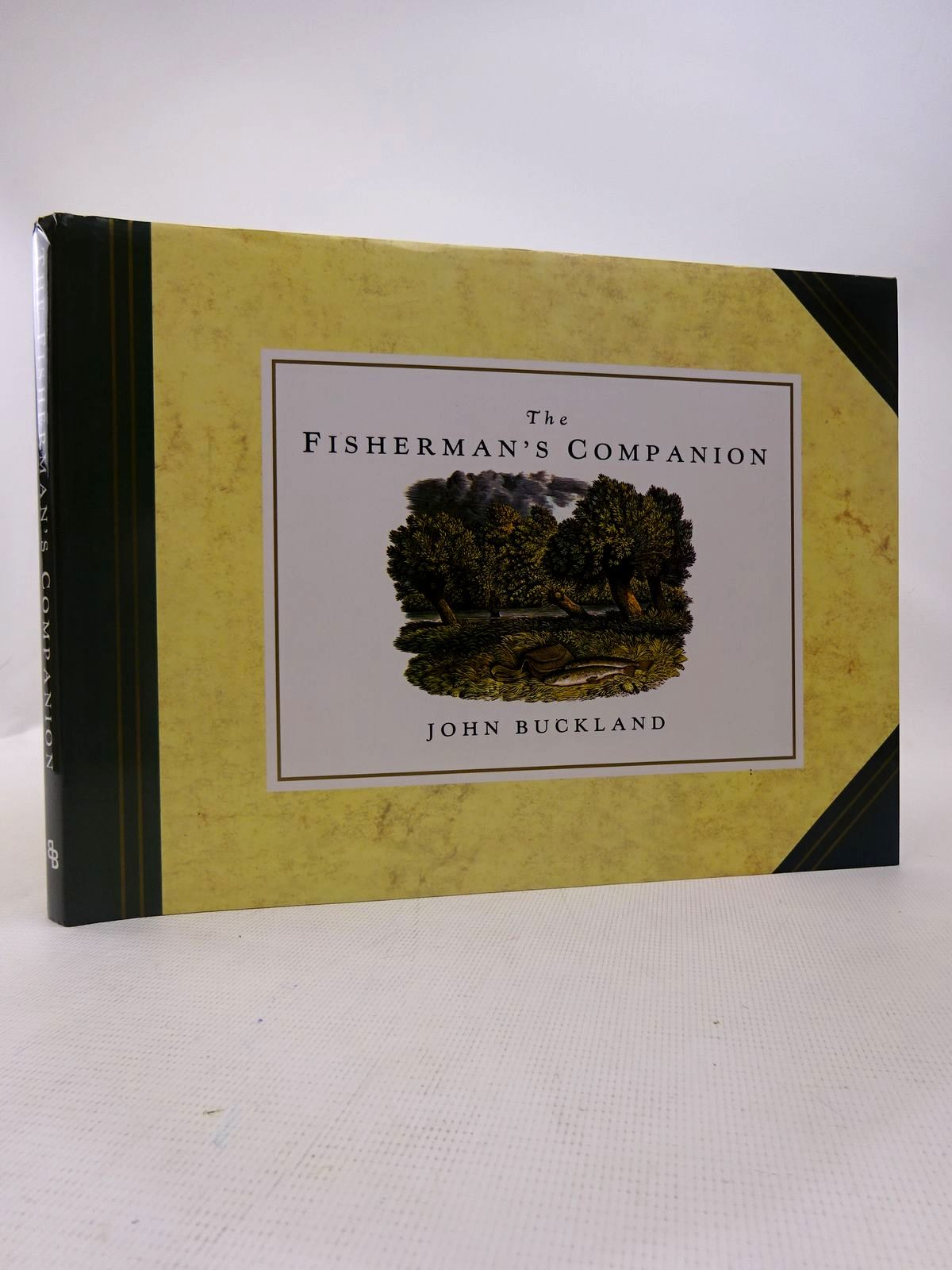 Photo of THE FISHERMAN'S COMPANION written by Buckland, John published by Bounty Books (STOCK CODE: 1816675)  for sale by Stella & Rose's Books