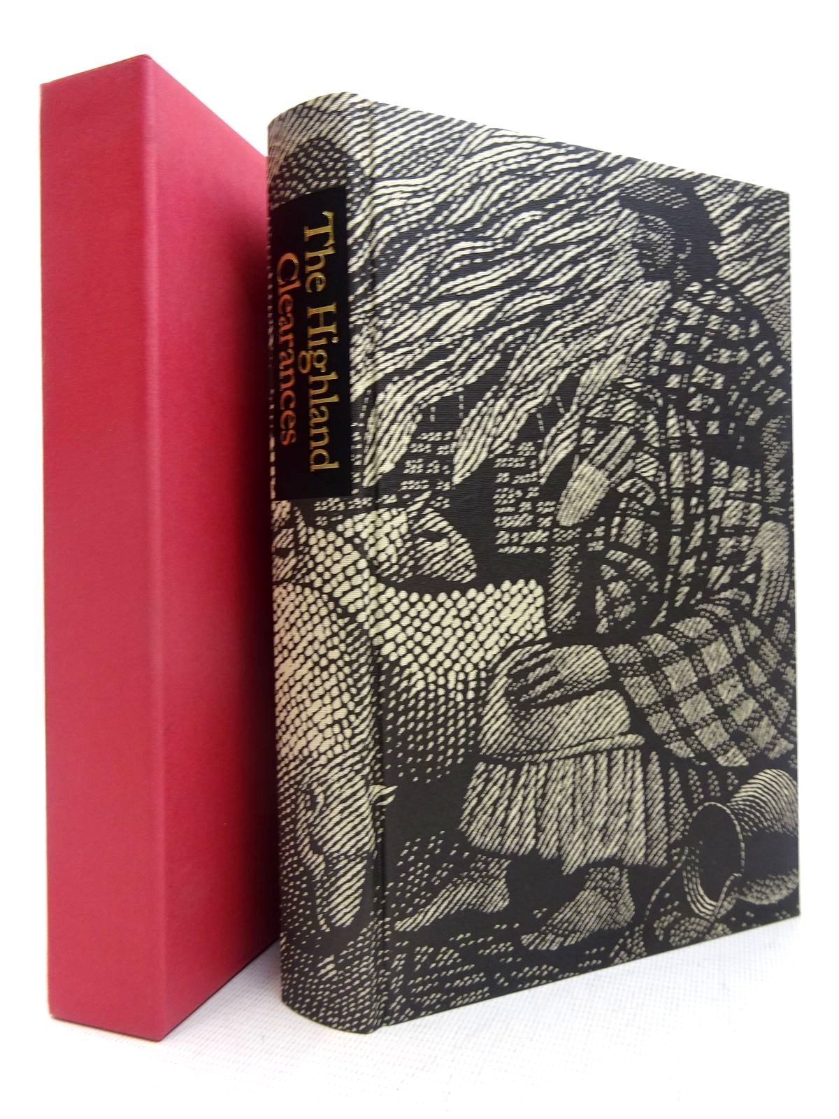Photo of THE HIGHLAND CLEARANCES written by Prebble, John illustrated by Brockway, Harry published by Folio Society (STOCK CODE: 1816690)  for sale by Stella & Rose's Books