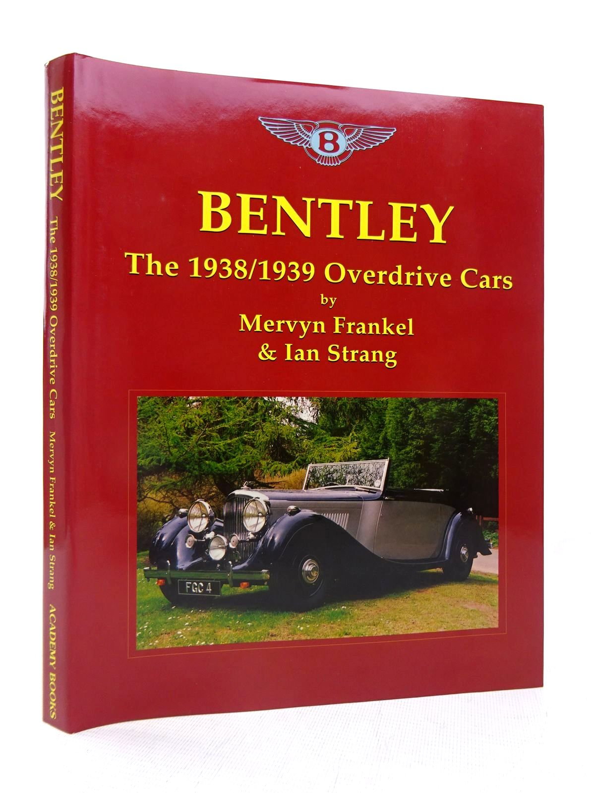 Photo of BENTLEY THE 1938/1939 OVERDRIVE CARS- Stock Number: 1816692