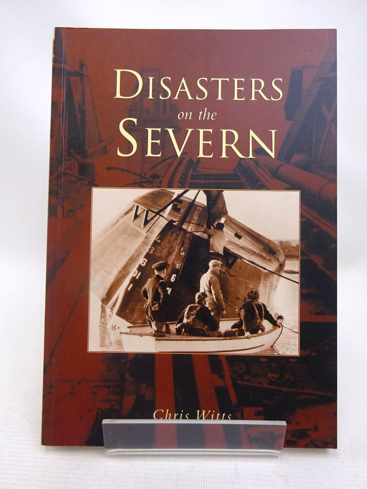 Photo of DISASTERS ON THE SEVERN written by Witts, Chris published by Tempus Publishing Ltd (STOCK CODE: 1816708)  for sale by Stella & Rose's Books