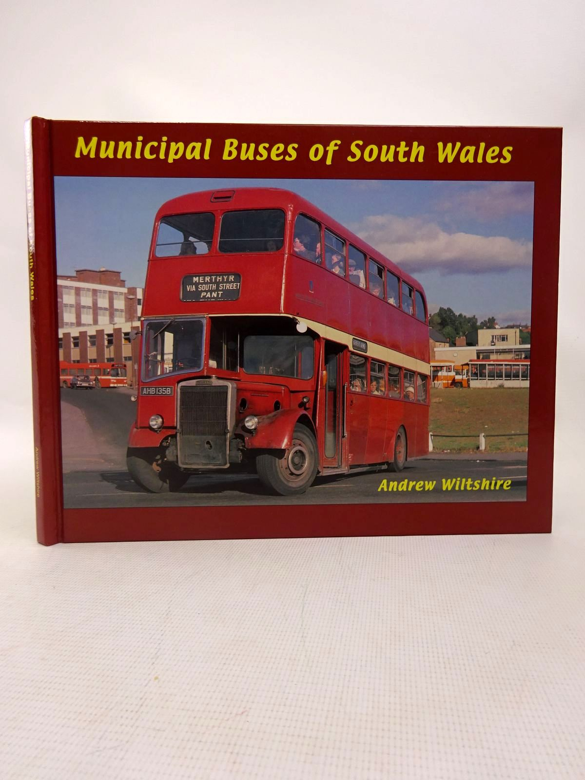 Photo of MUNICIPAL BUSES OF SOUTH WALES written by Wiltshire, Andrew published by Bernard McCall (STOCK CODE: 1816709)  for sale by Stella & Rose's Books