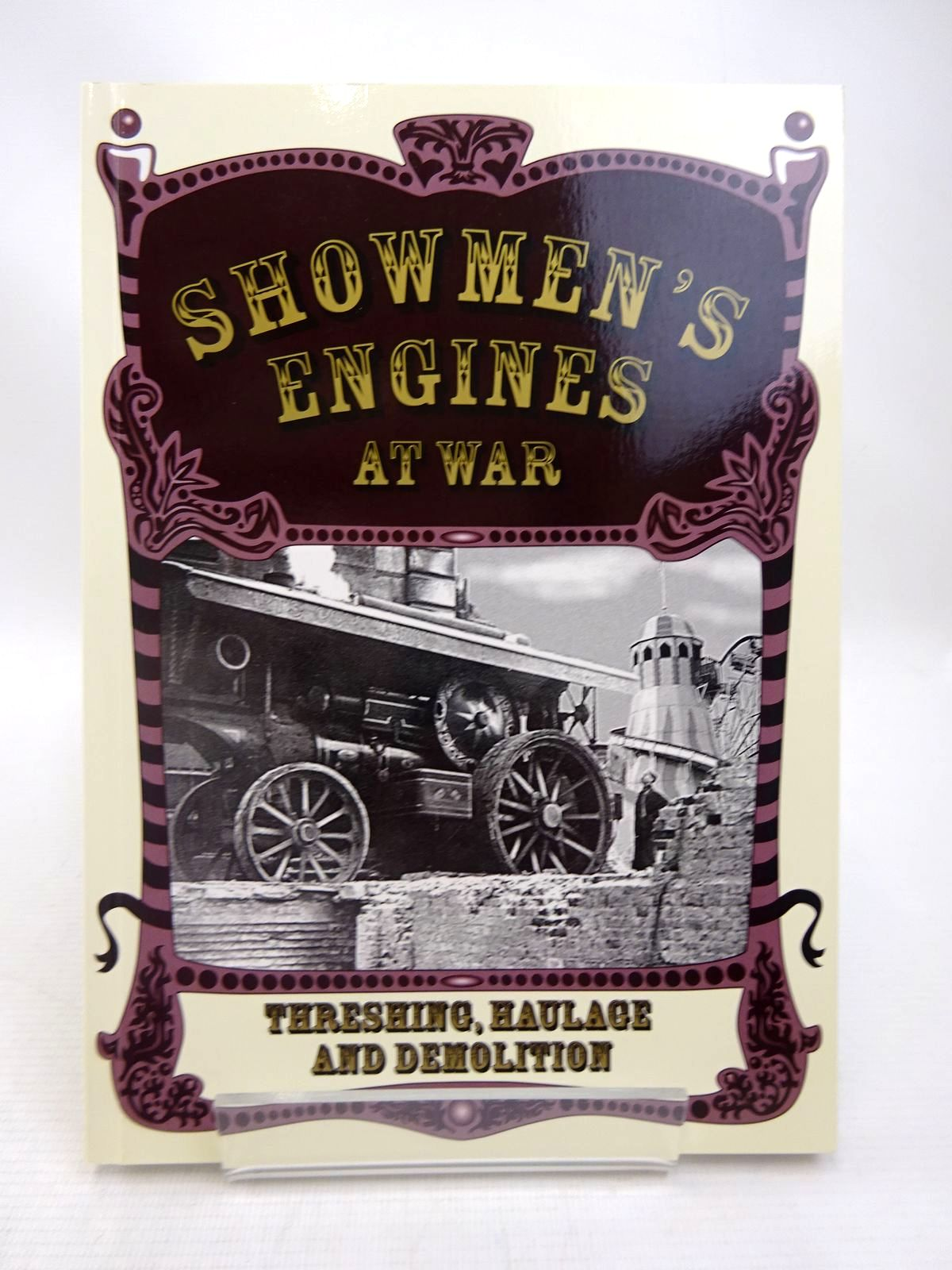Photo of SHOWMEN'S ENGINES AT WAR written by Townsend, Kay published by Kay Townsend (STOCK CODE: 1816716)  for sale by Stella & Rose's Books