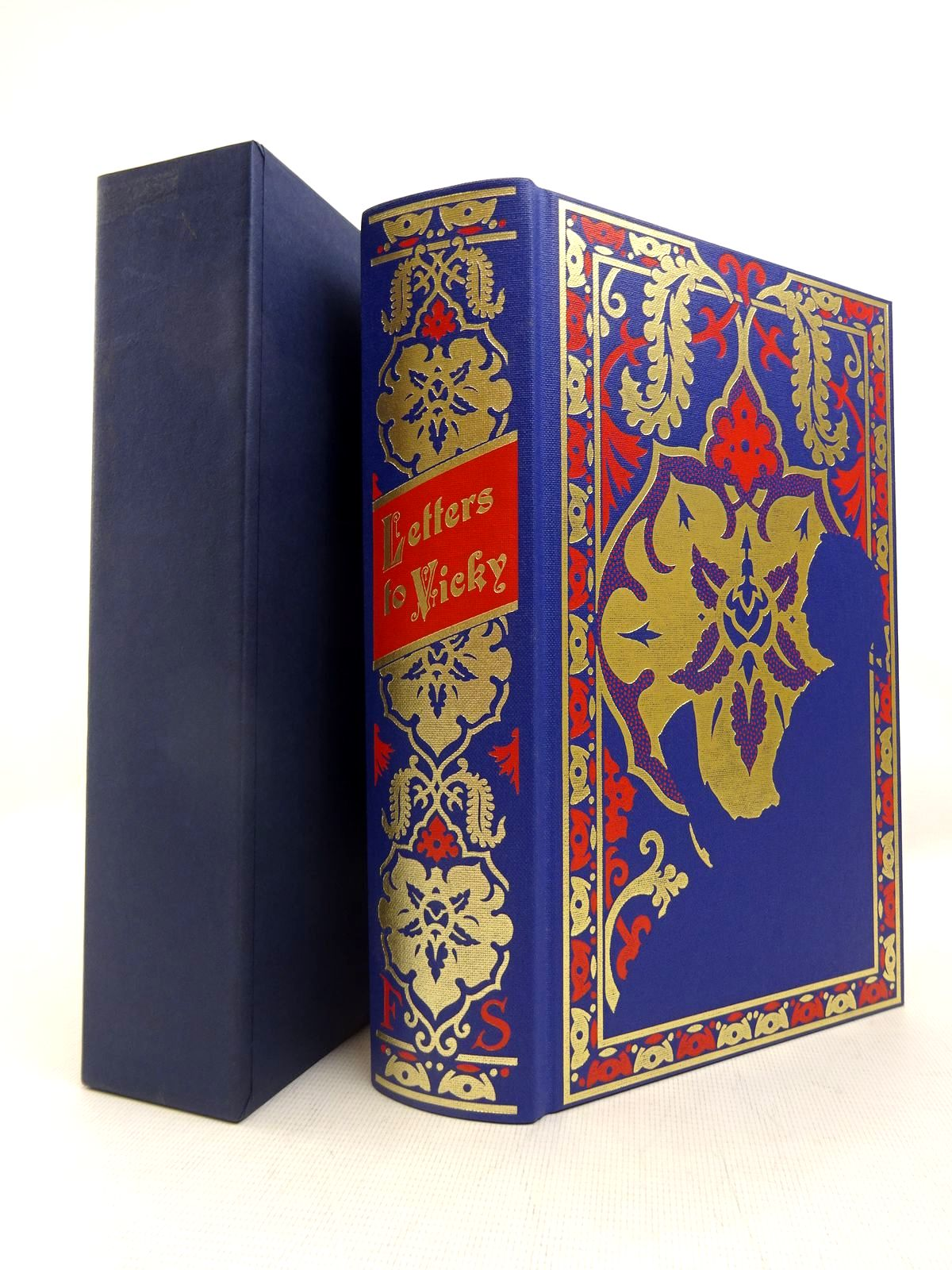 Photo of LETTERS TO VICKY written by Victoria, Queen<br />Roberts, Andrew published by Folio Society (STOCK CODE: 1816734)  for sale by Stella & Rose's Books