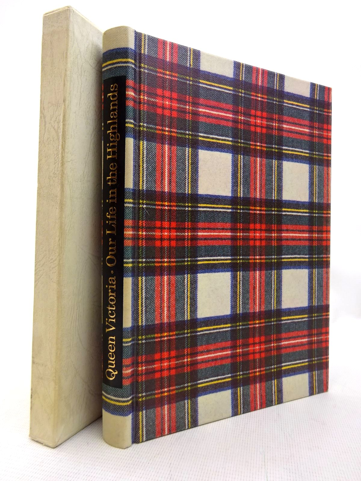 Photo of LEAVES FROM THE JOURNAL OF OUR LIFE IN THE HIGHLANDS written by Victoria, Queen<br />Helps, Arthur<br />Longford, Elizabeth published by Folio Society (STOCK CODE: 1816736)  for sale by Stella & Rose's Books