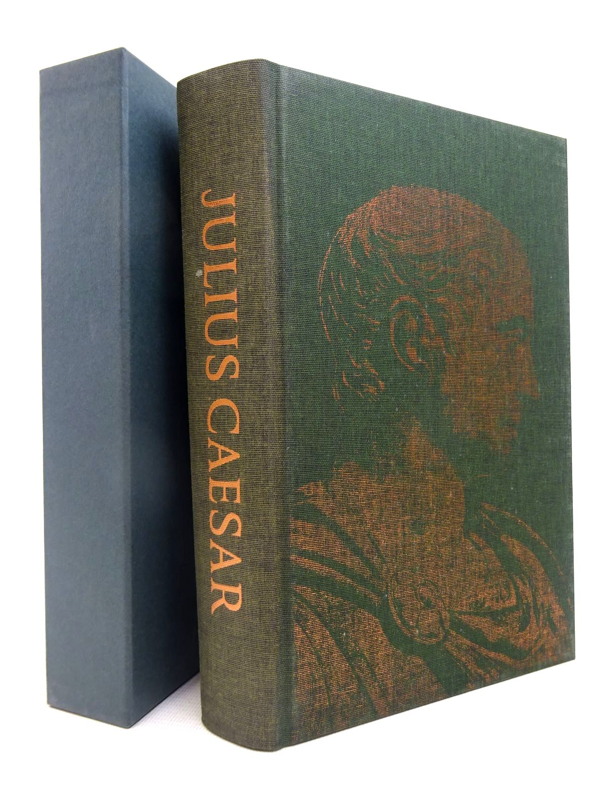 Photo of JULIUS CAESAR written by Meier, Christian<br />Jones, Peter published by Folio Society (STOCK CODE: 1816741)  for sale by Stella & Rose's Books