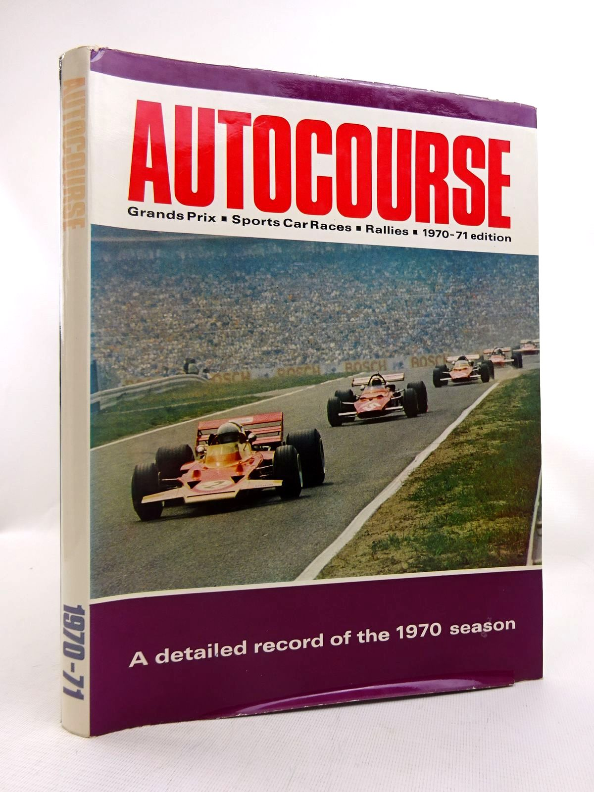 Photo of AUTOCOURSE 1970-71