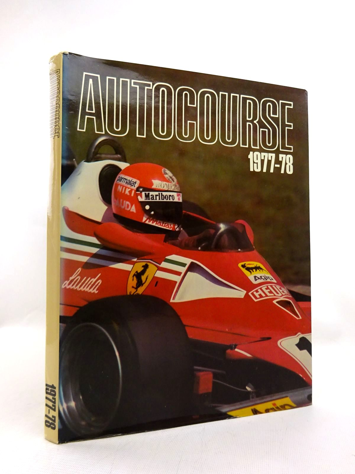 Photo of AUTOCOURSE 1977-78 written by Kettlewell, Mike published by Hazleton Securities (STOCK CODE: 1816768)  for sale by Stella & Rose's Books