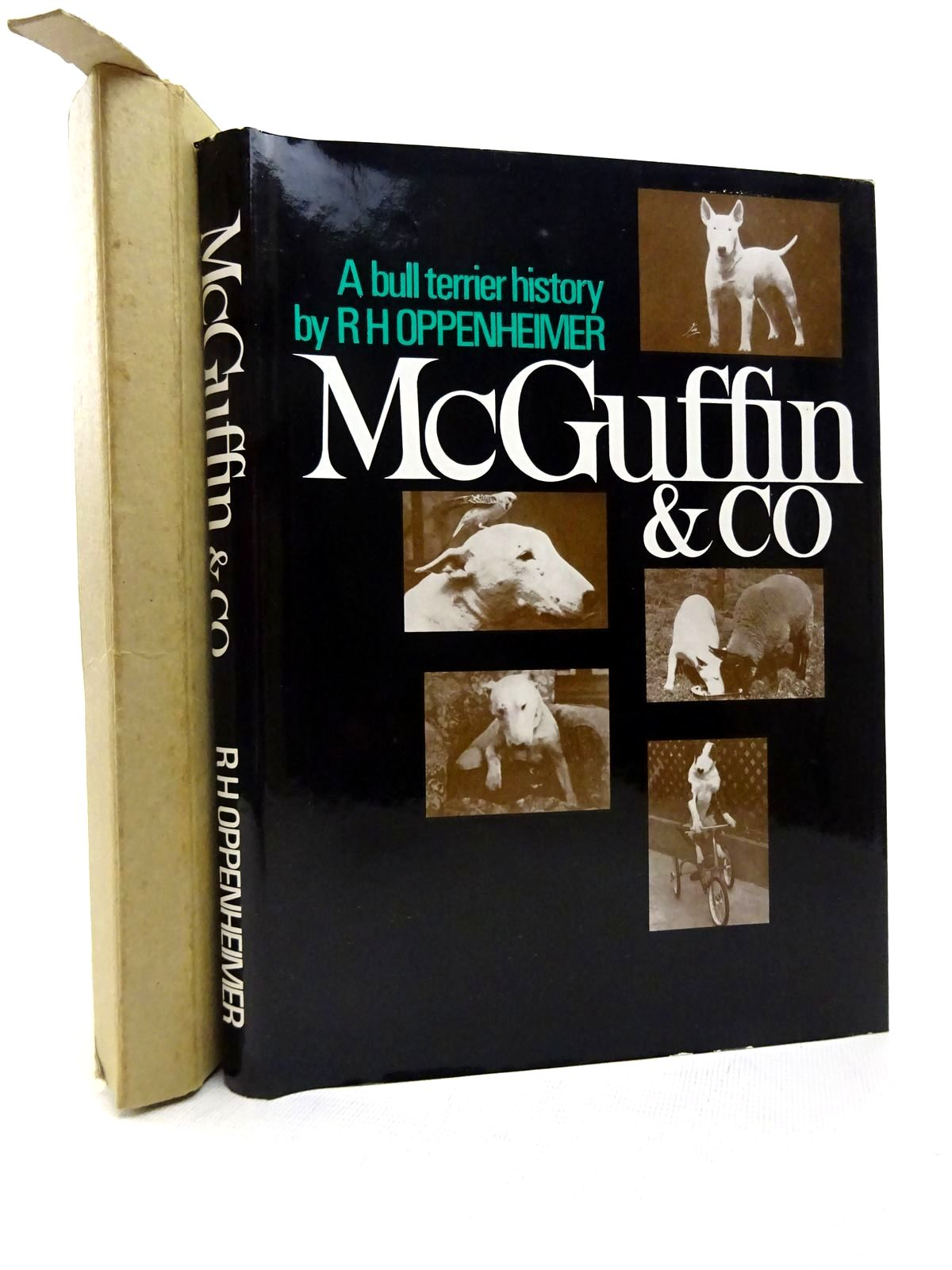 Photo of MCGUFFIN & CO written by Oppenheimer, Raymond H. published by The Dog World (STOCK CODE: 1816787)  for sale by Stella & Rose's Books