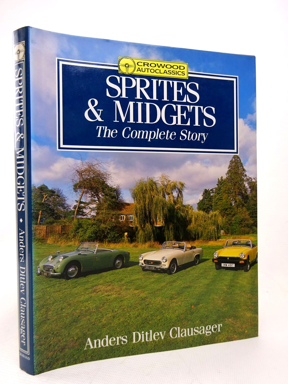 Photo of SPRITES & MIDGETS THE COMPLETE STORY written by Clausager, Anders Ditlev published by The Crowood Press (STOCK CODE: 1816791)  for sale by Stella & Rose's Books