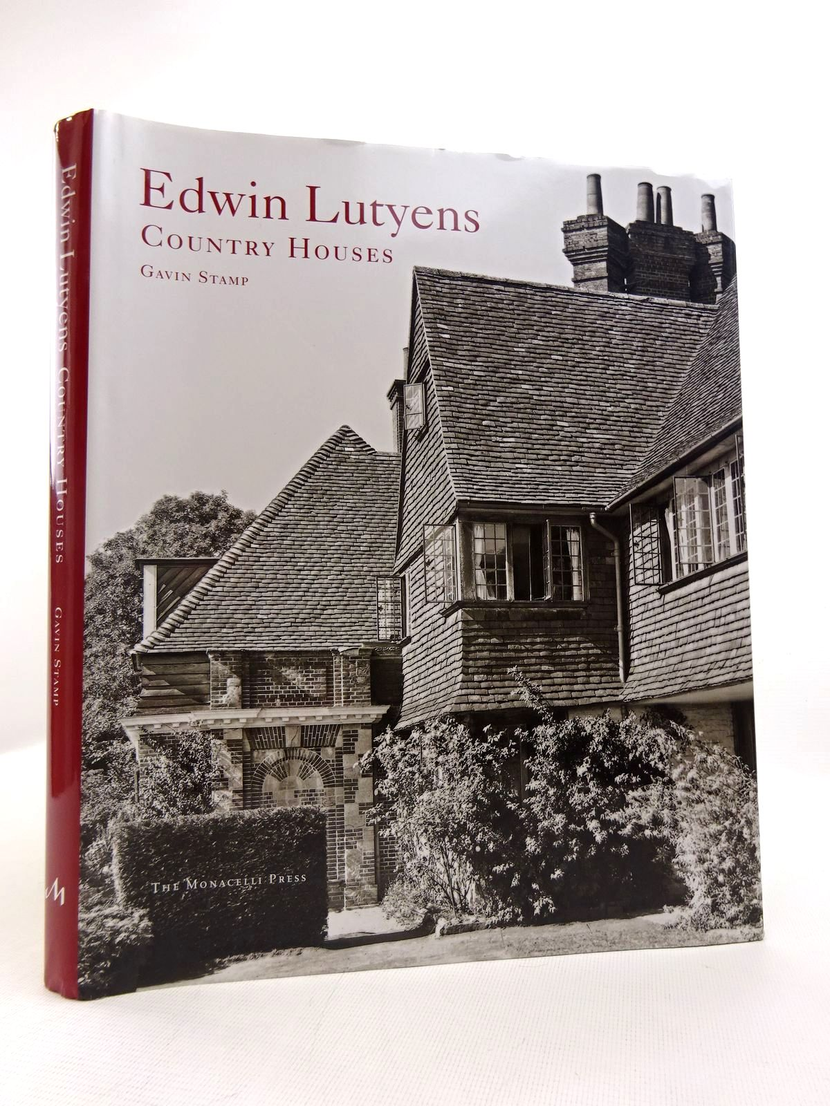 Photo of EDWIN LUTYENS COUNTRY HOUSES written by Stamp, Gavin published by The Monacelli Press (STOCK CODE: 1816870)  for sale by Stella & Rose's Books