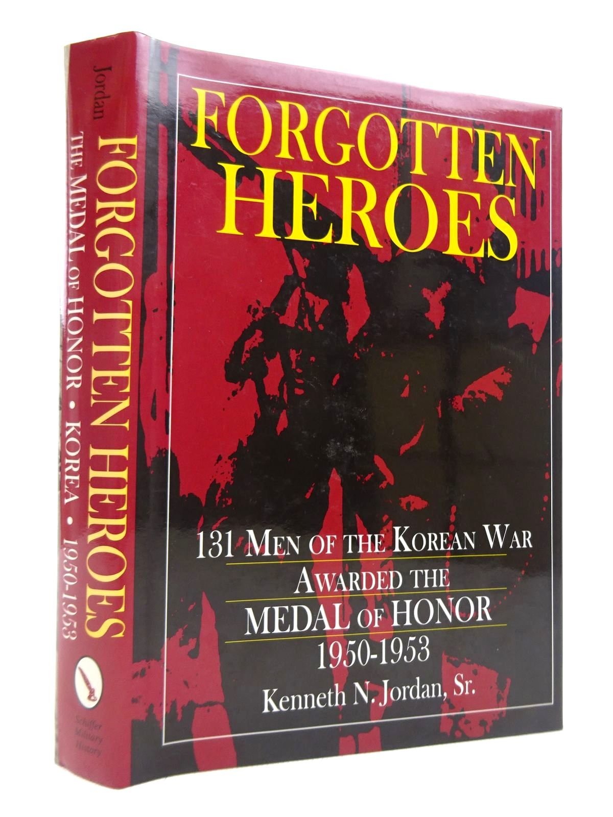 Photo of FORGOTTEN HEROES written by Jordan, Kenneth N. published by Schiffer Military History, Schiffer Aviation History (STOCK CODE: 1816872)  for sale by Stella & Rose's Books