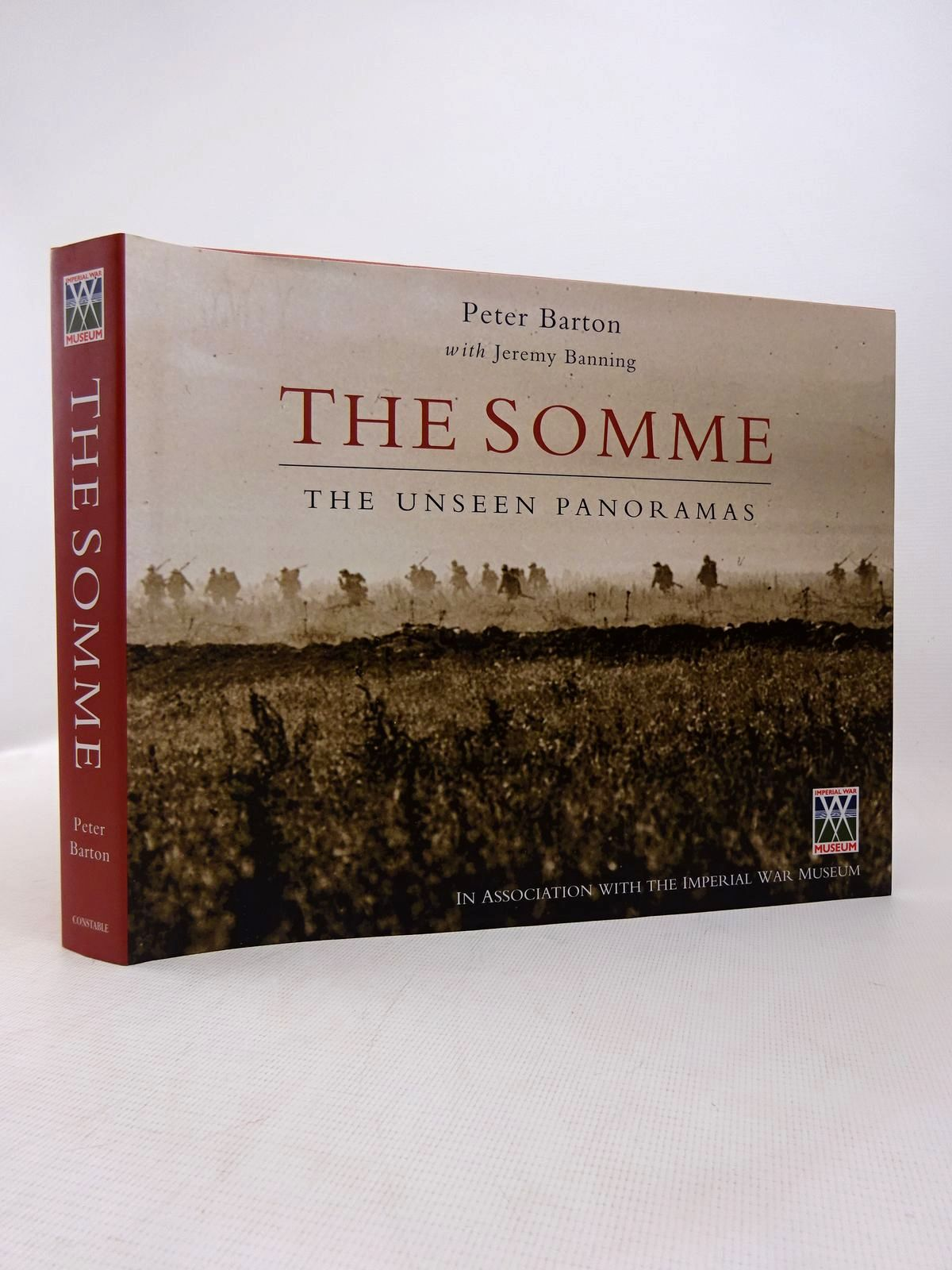 Photo of THE SOMME written by Barton, Peter published by Constable (STOCK CODE: 1816881)  for sale by Stella & Rose's Books