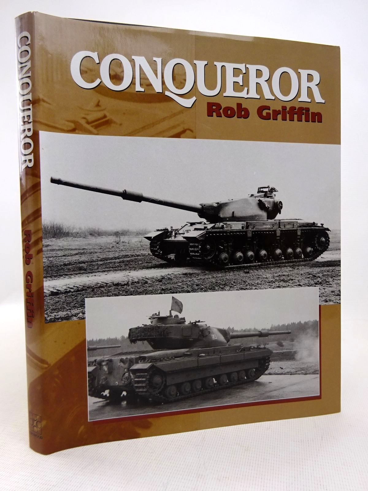Photo of CONQUEROR written by Griffin, Rob published by The Crowood Press (STOCK CODE: 1816882)  for sale by Stella & Rose's Books