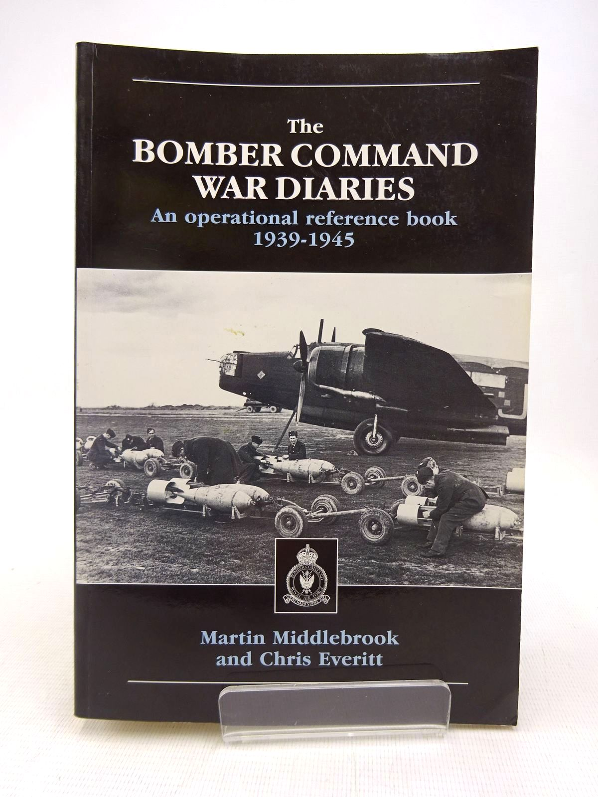 Photo of THE BOMBER COMMAND WAR DIARIES AN OPERATIONAL REFERENCE BOOK 1939-1945 written by Middlebrook, Martin<br />Everitt, Chris published by Midland Publishing (STOCK CODE: 1816899)  for sale by Stella & Rose's Books